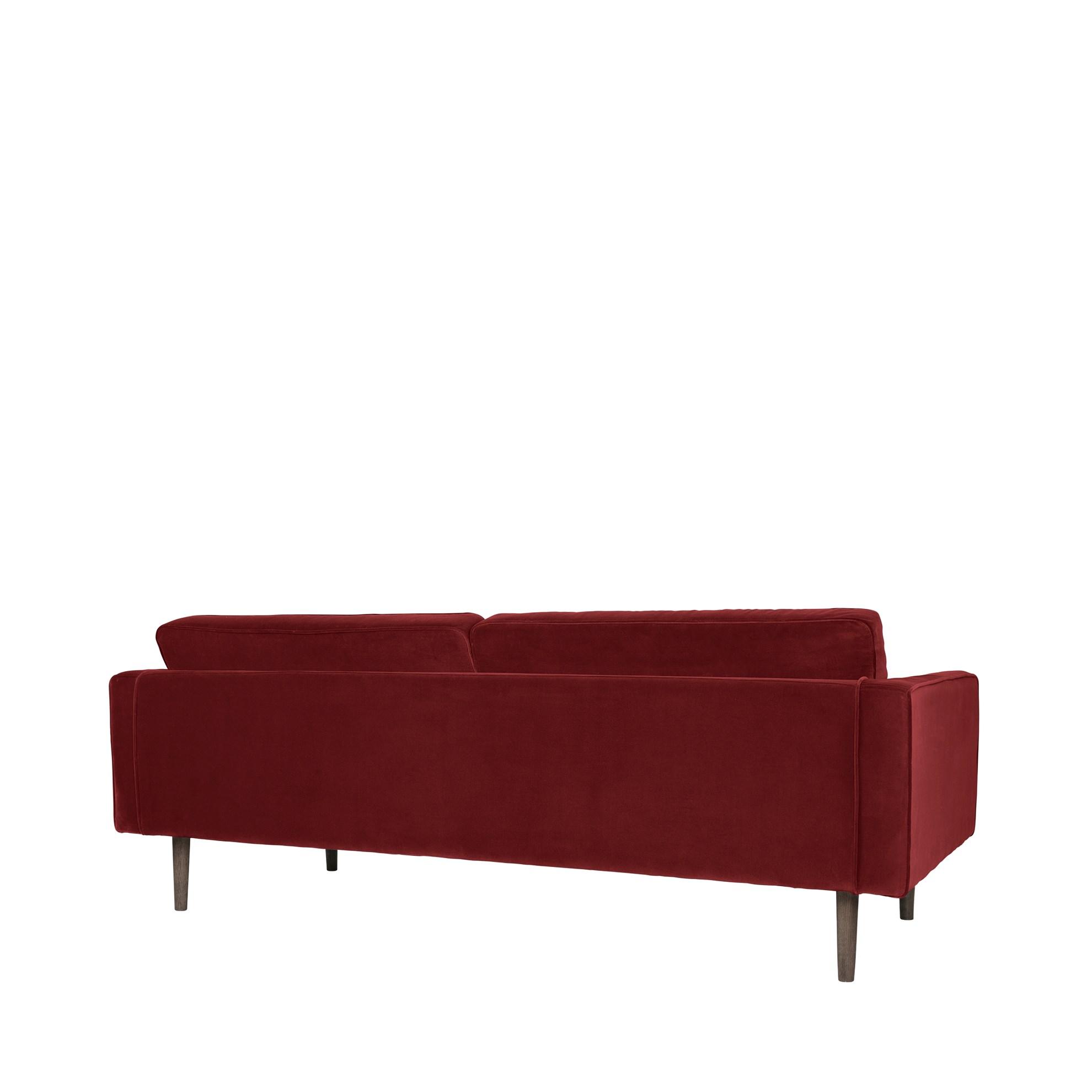 Sofa WIND červené_1