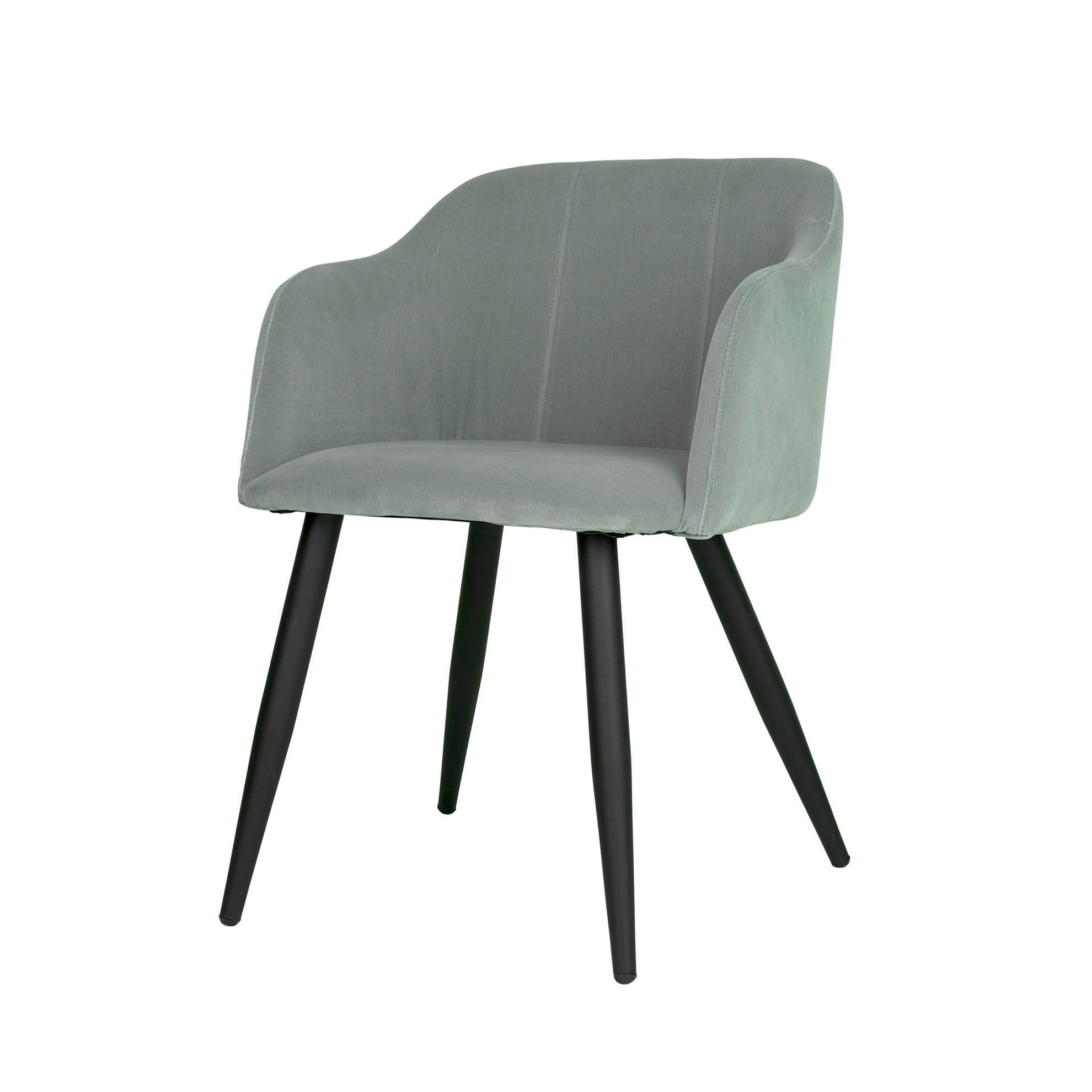 Jídelní židle PERNILLA zelenošedá_0