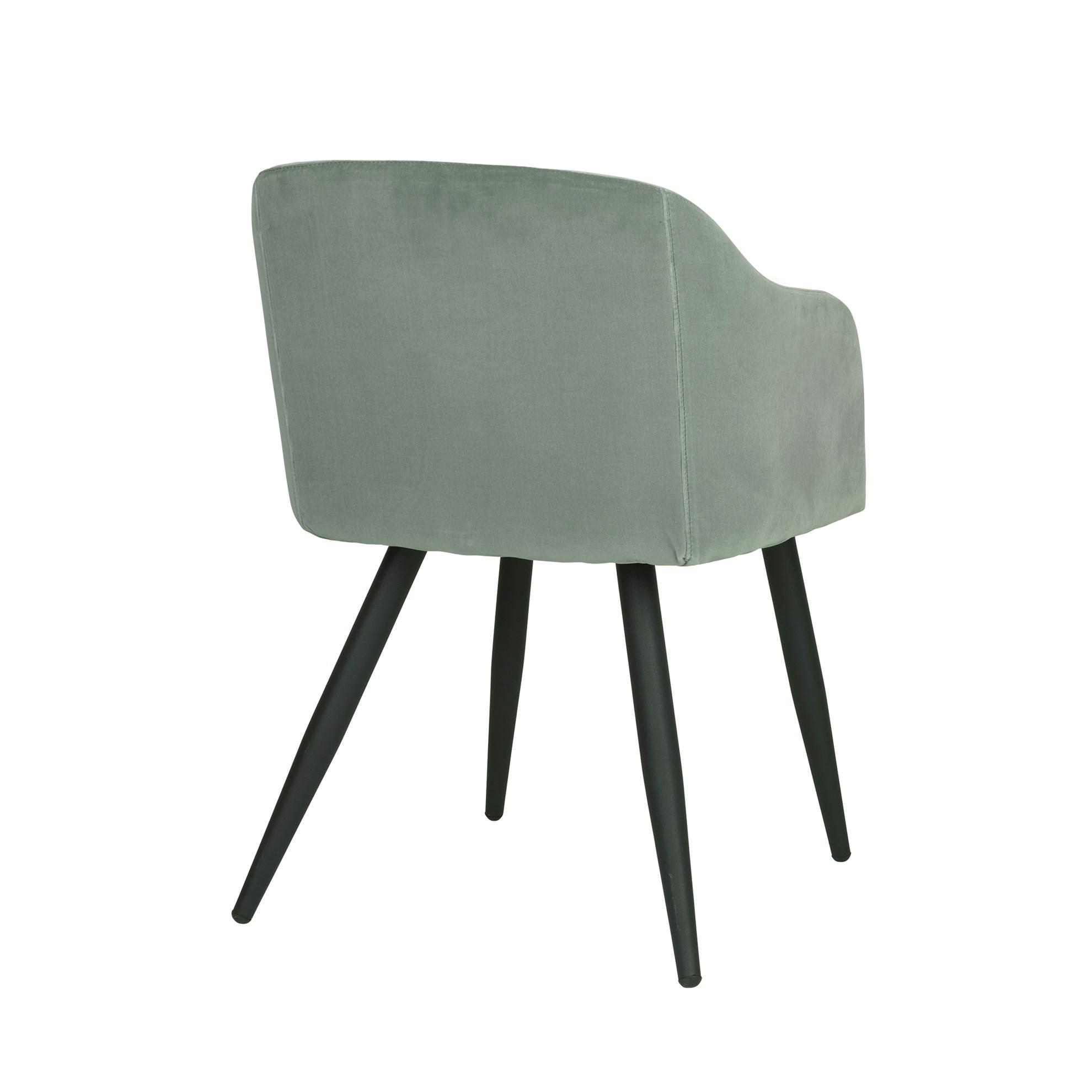 Jídelní židle PERNILLA zelenošedá_1