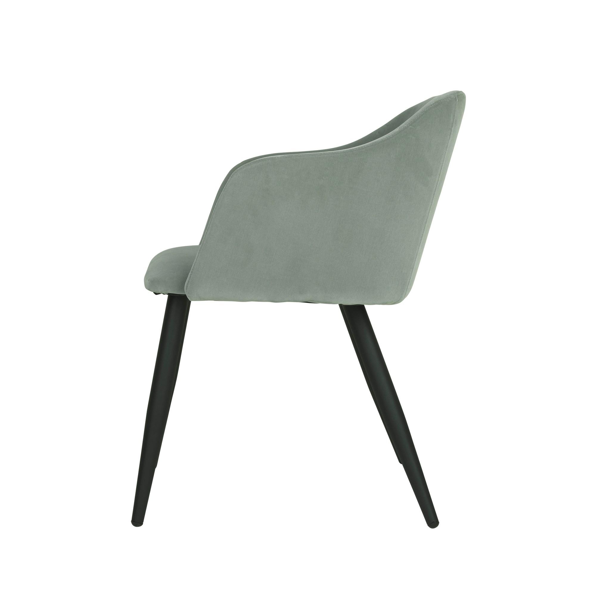 Jídelní židle PERNILLA zelenošedá_2
