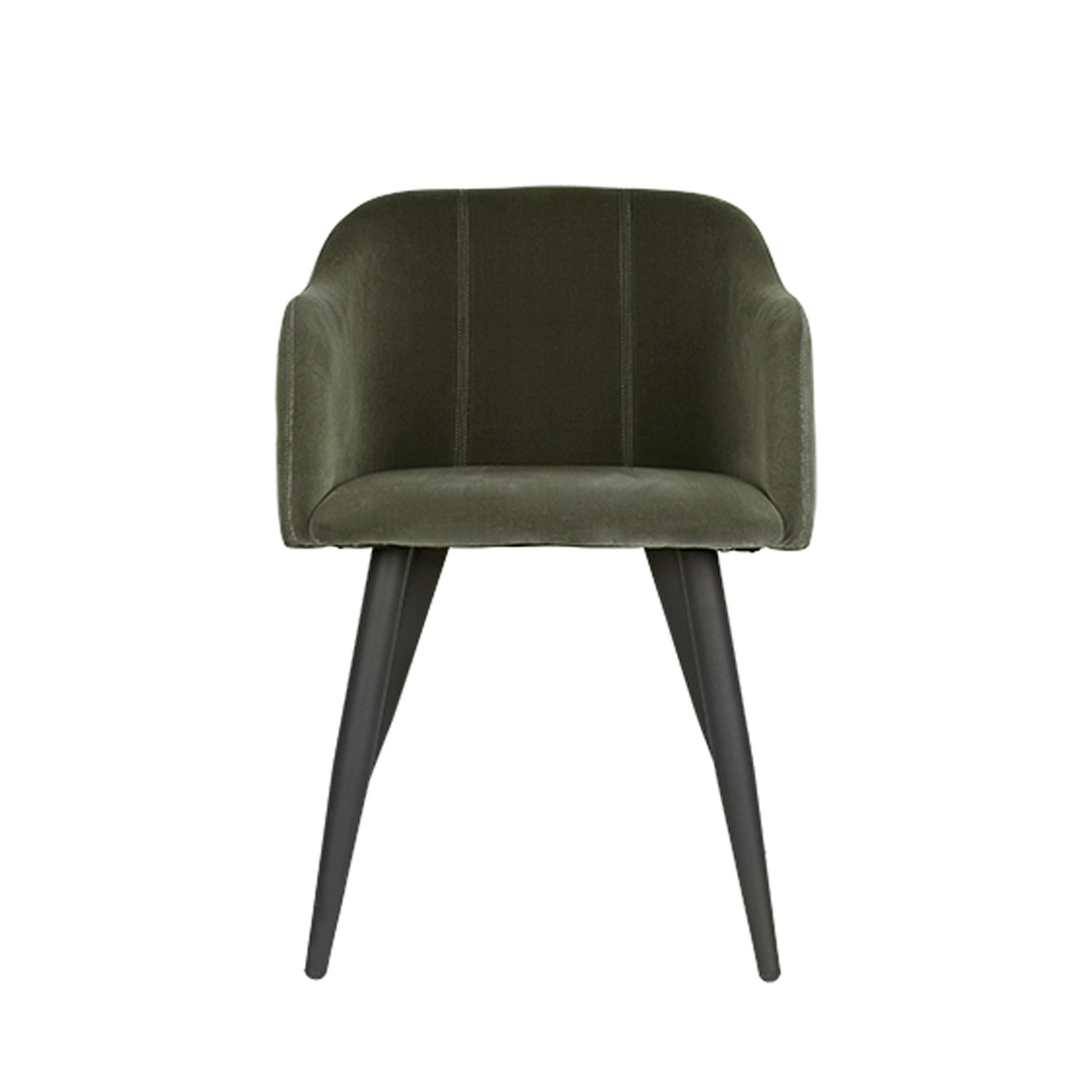 Jídelní židle PERNILLA zelená_0