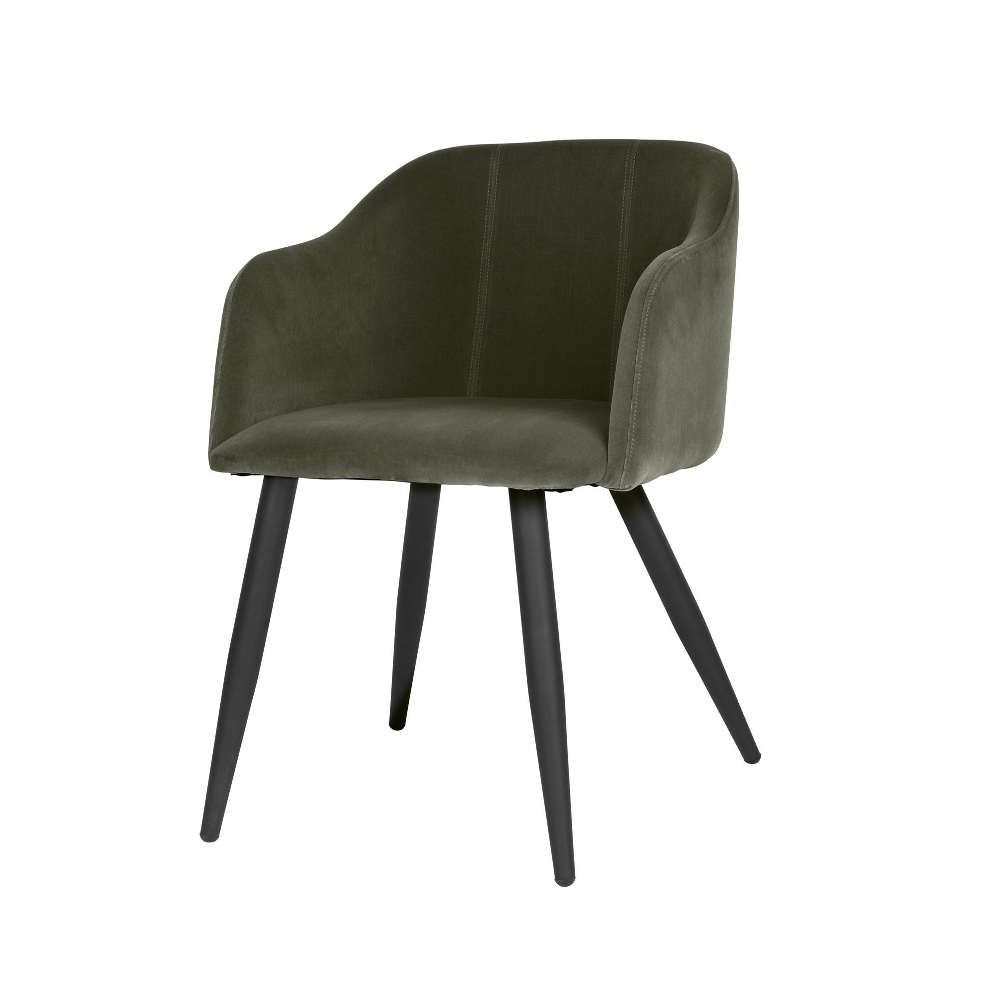 Jídelní židle PERNILLA zelená_1