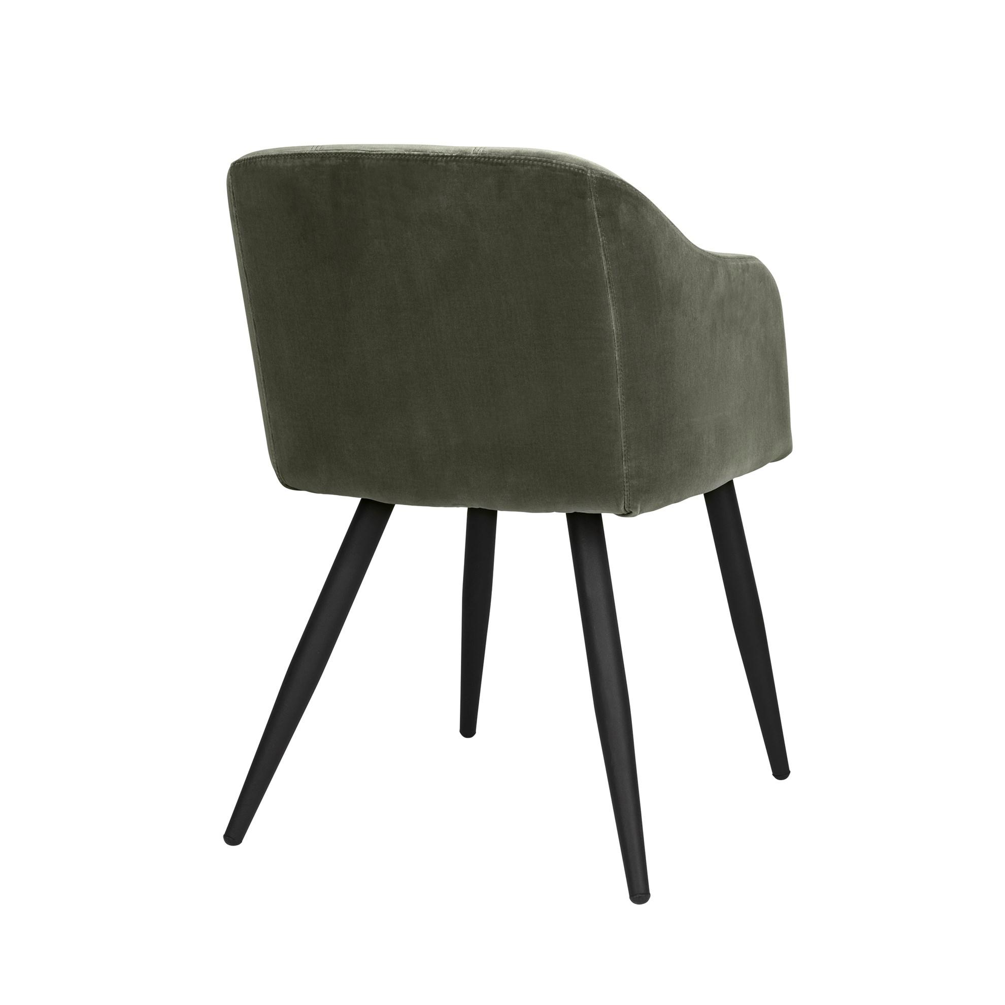 Jídelní židle PERNILLA zelená_2