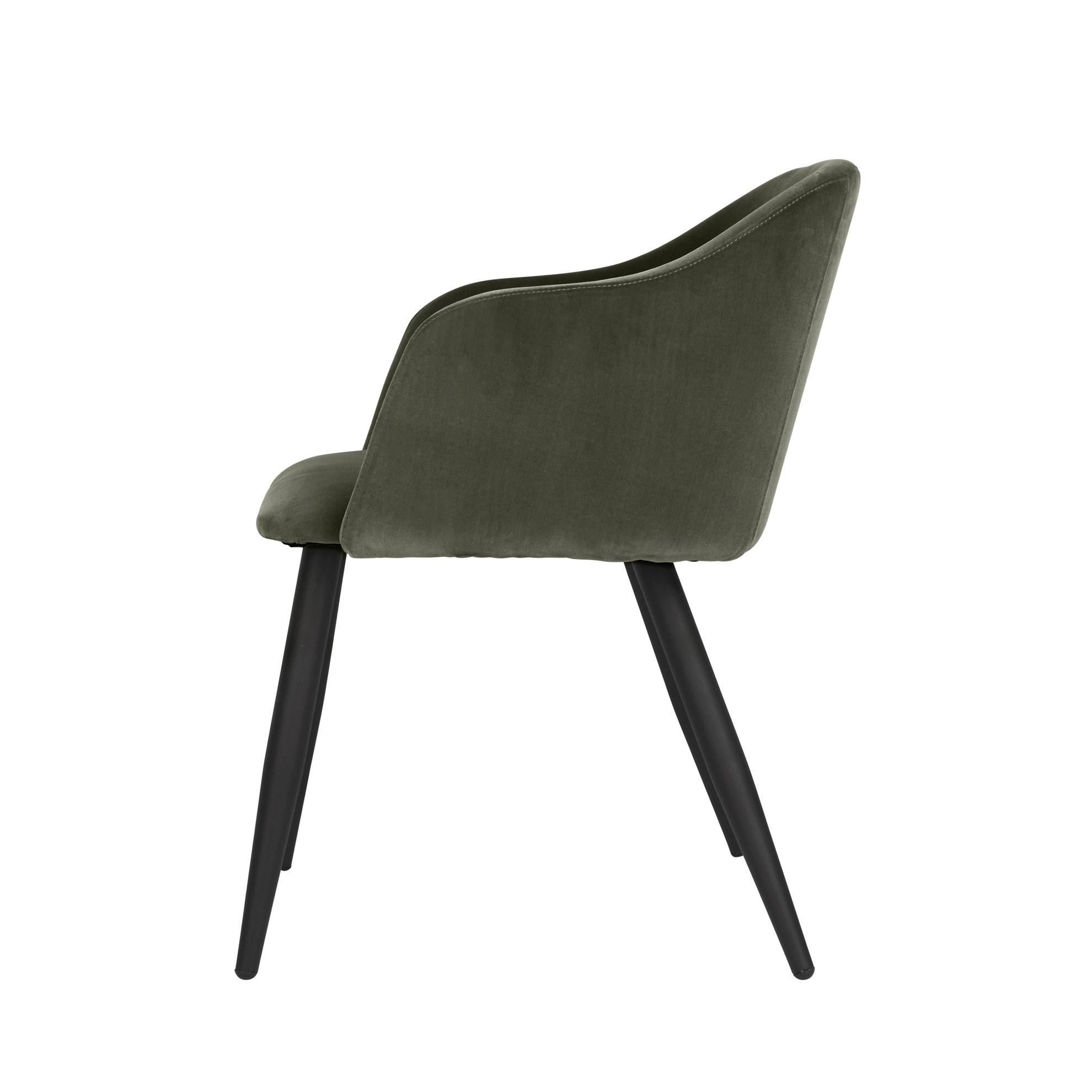Jídelní židle PERNILLA zelená_3