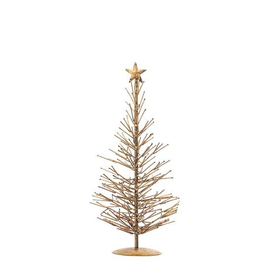 Vánoční dekorace Deco Bronze Tree_0