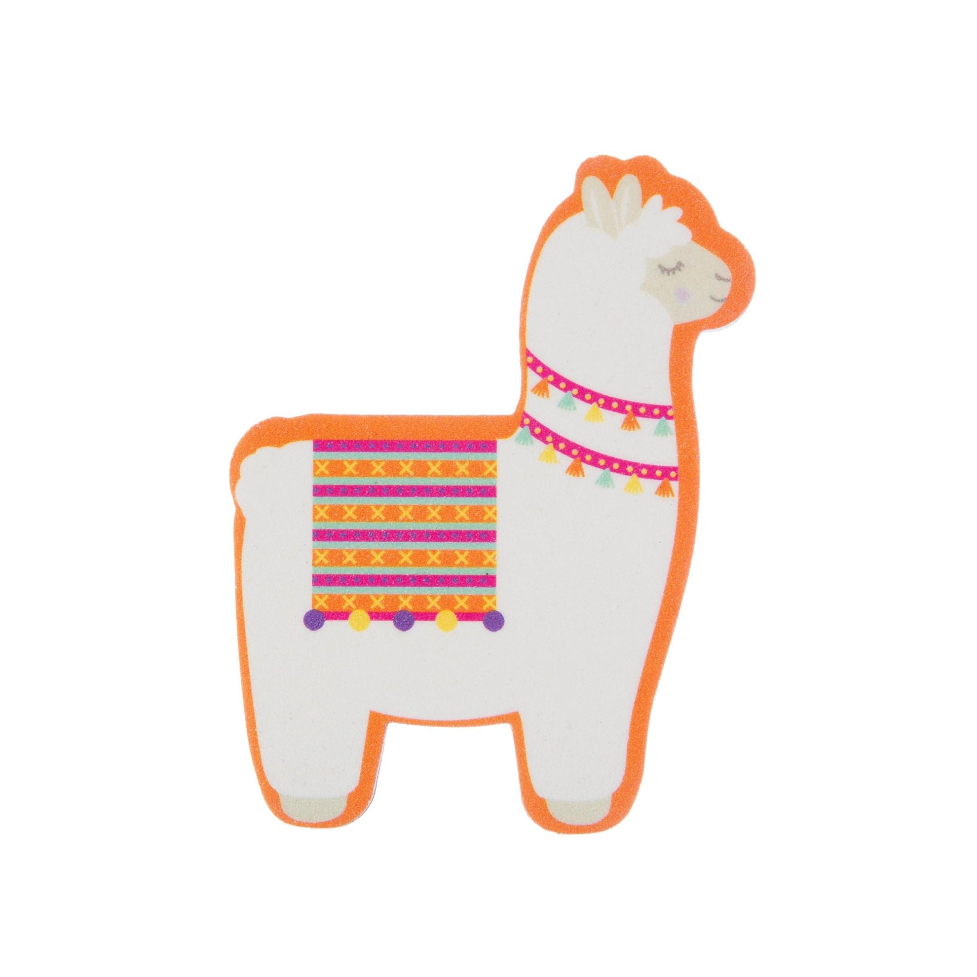 Dětský pilník na nehty Lima Llama 4dr. cena/ks_0
