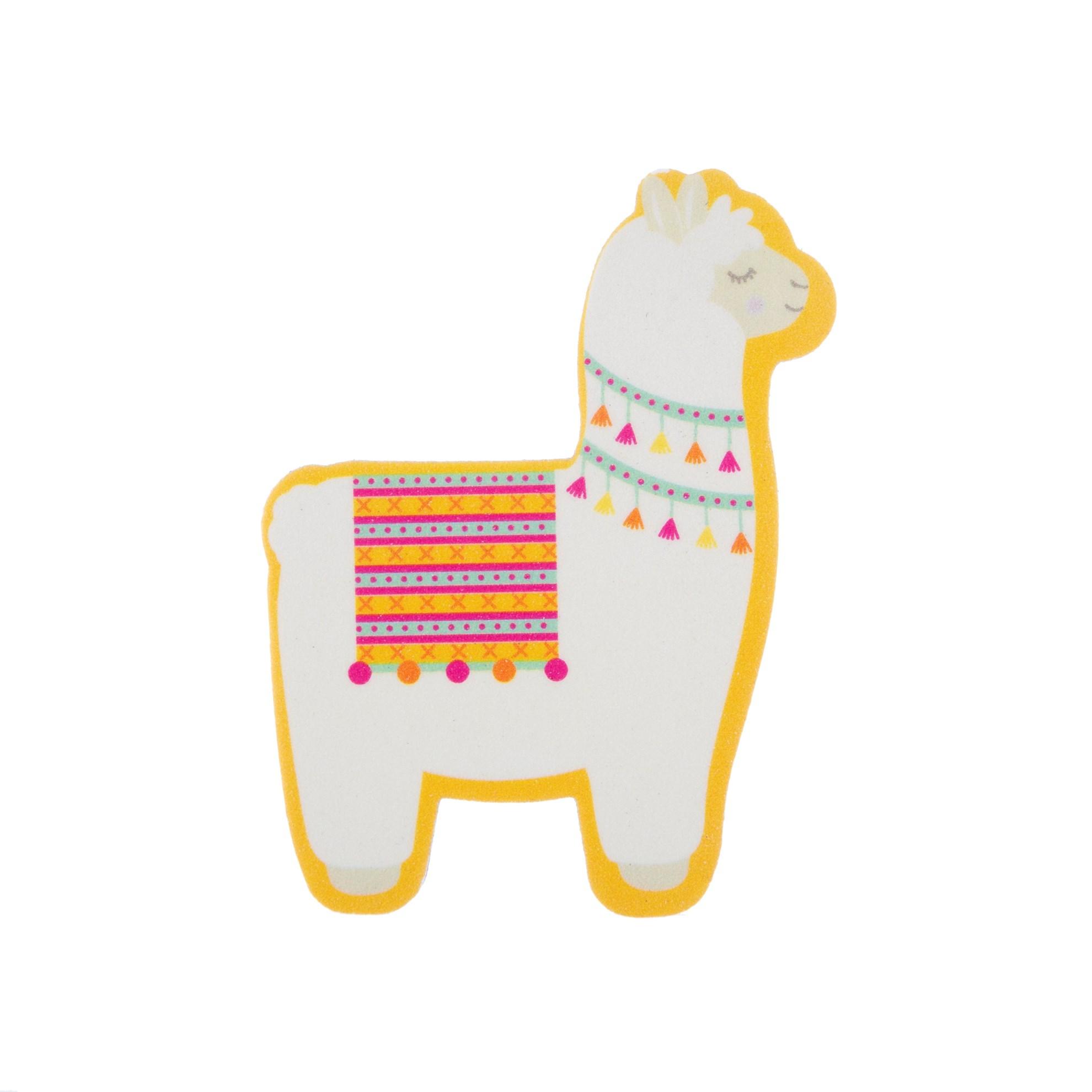 Dětský pilník na nehty Lima Llama 4dr. cena/ks_2