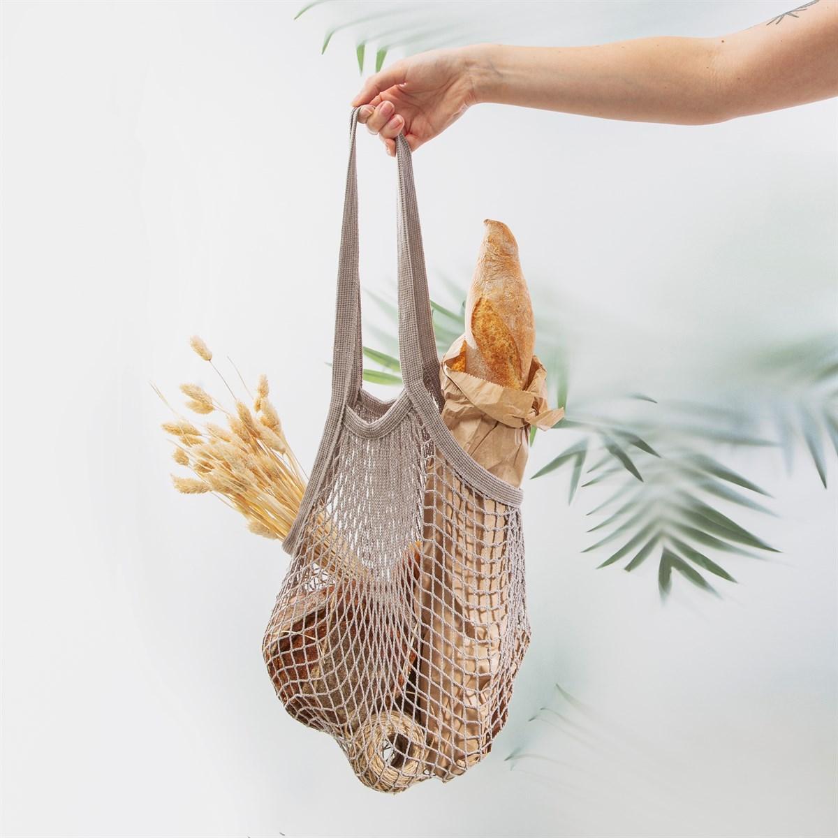 Nákupní taška/ Síťovka Grey String_0