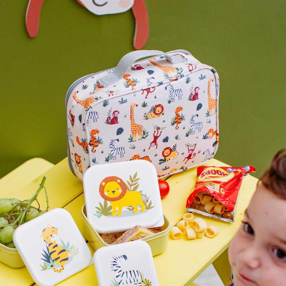 Termotaška na svačinu/ oběd Savannah Safari_2
