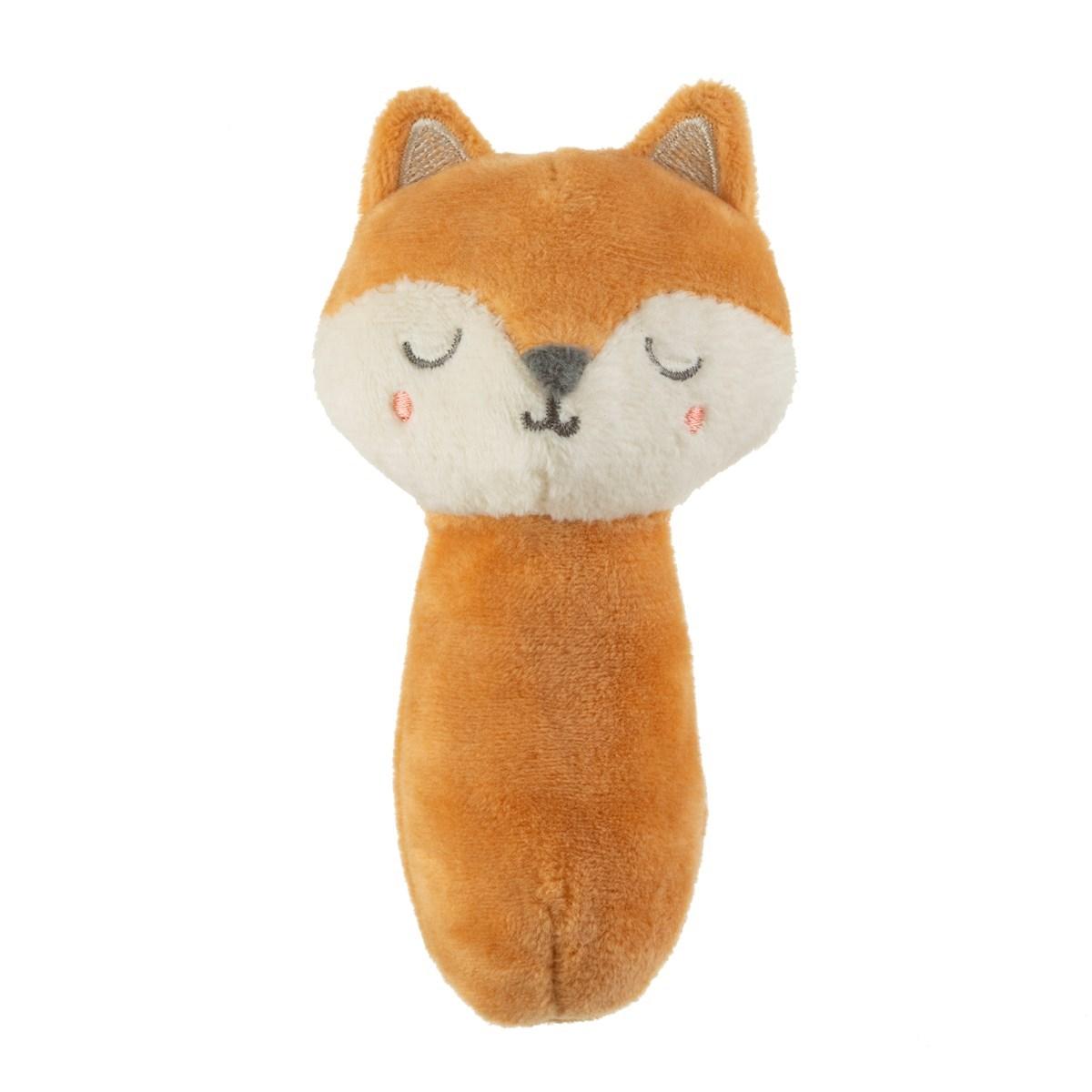 Chrastítko Woodland Fox Baby_1