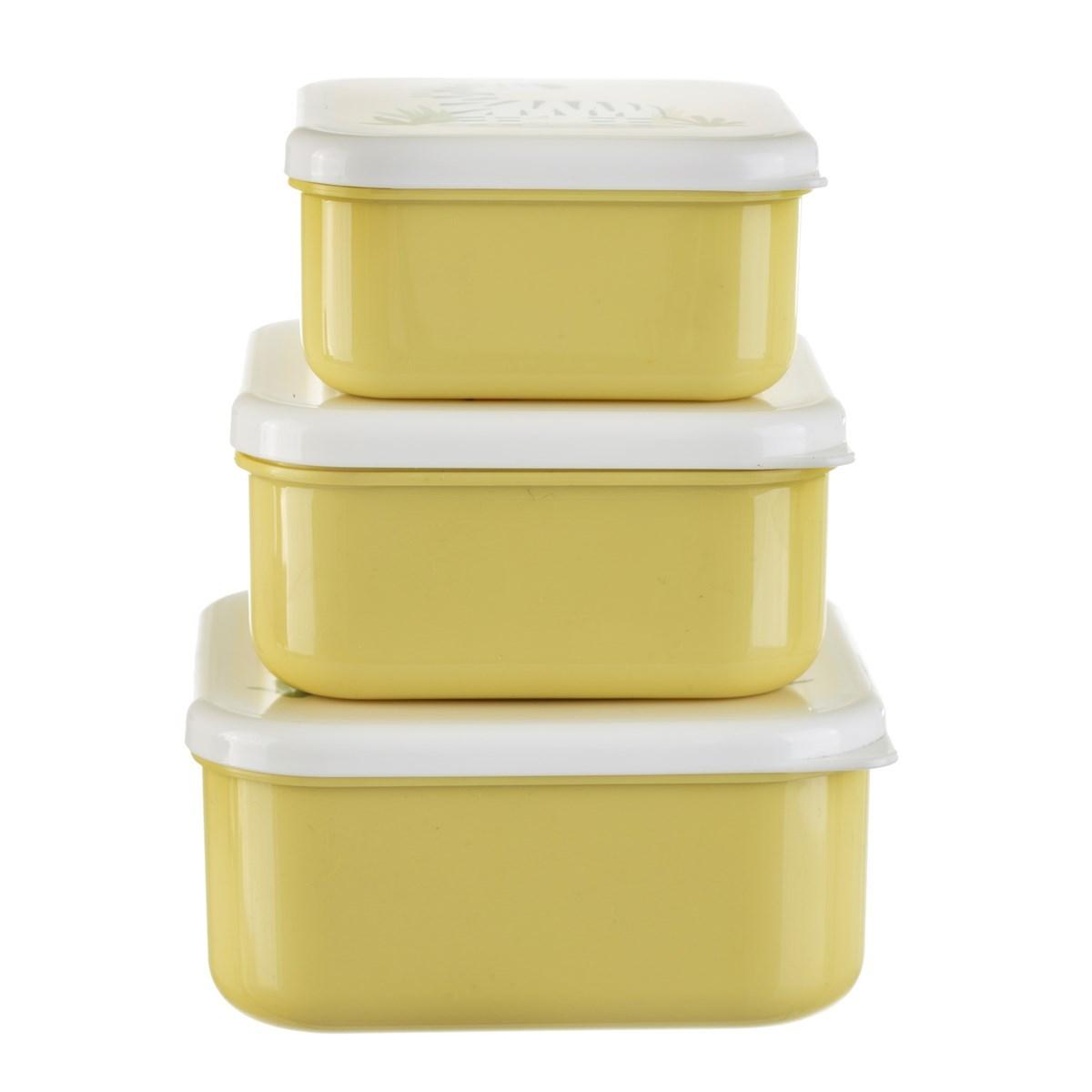 Box na svačinu/oběd Savannah Safari SET/3ks_1