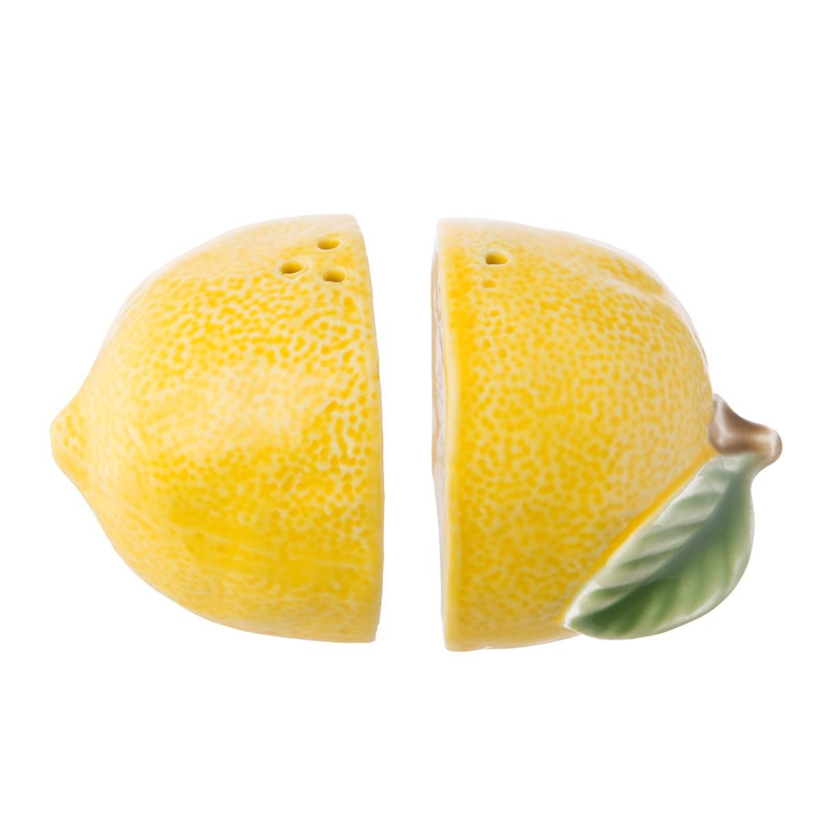 Slánka s pepřenkou Lemon Salt & Pepper SET/2ks_0