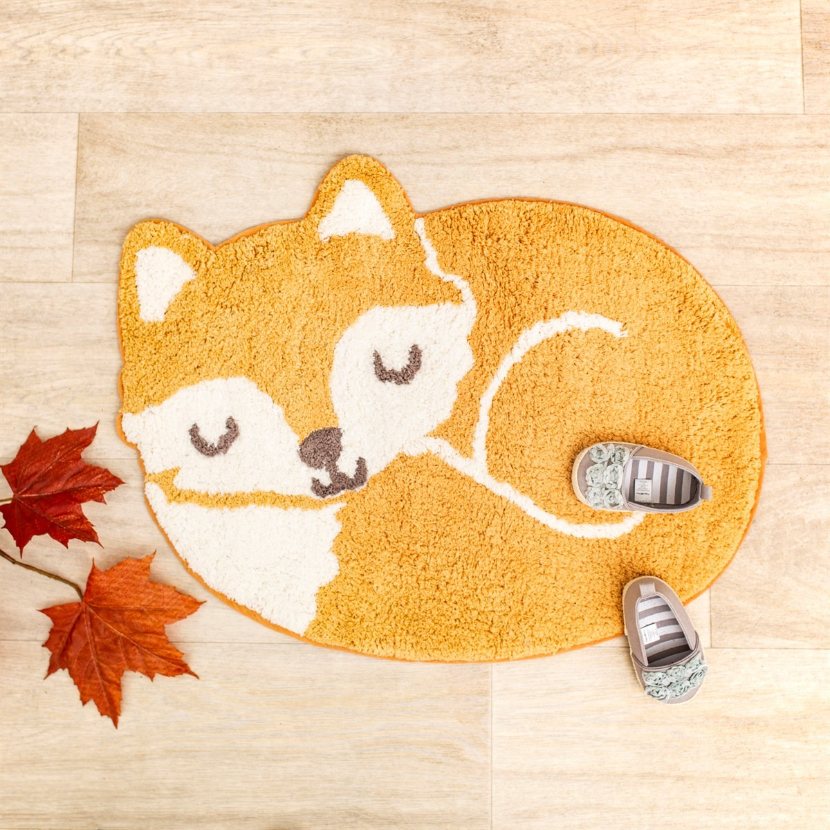 Dětský koberec Woodland Fox_1