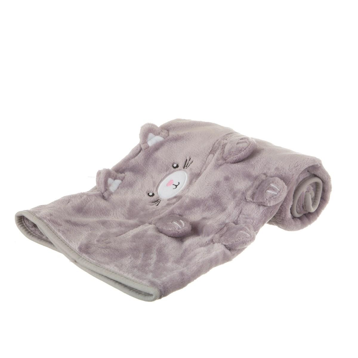 Dětská deka Kitty Cat Soft Fleece_0
