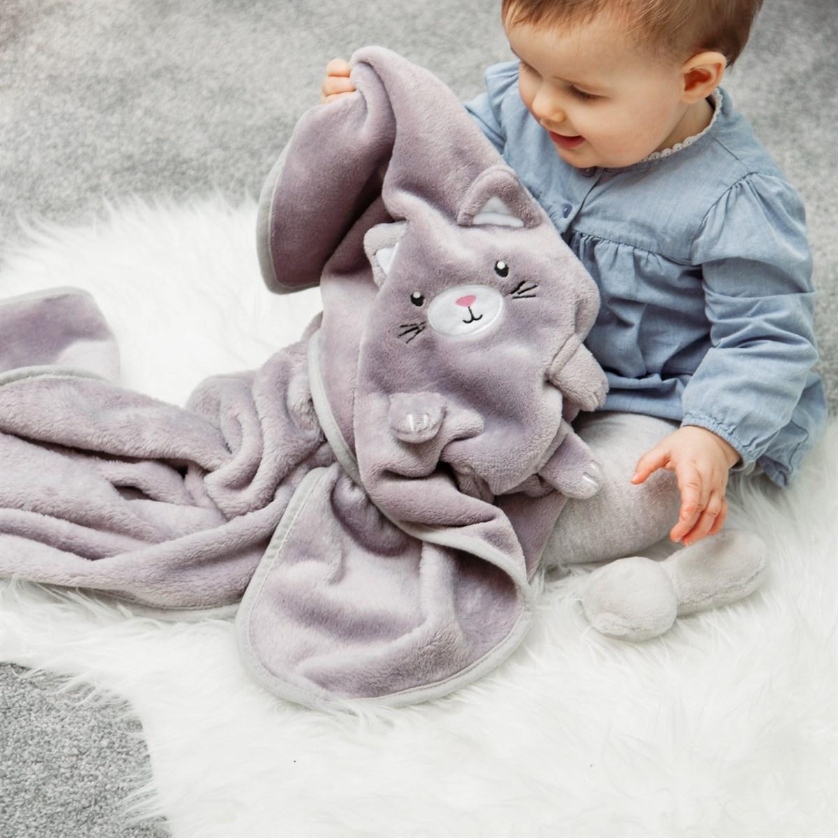 Dětská deka Kitty Cat Soft Fleece_2