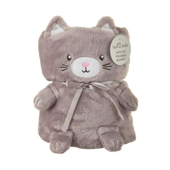 Dětská deka Kitty Cat Soft Fleece_3
