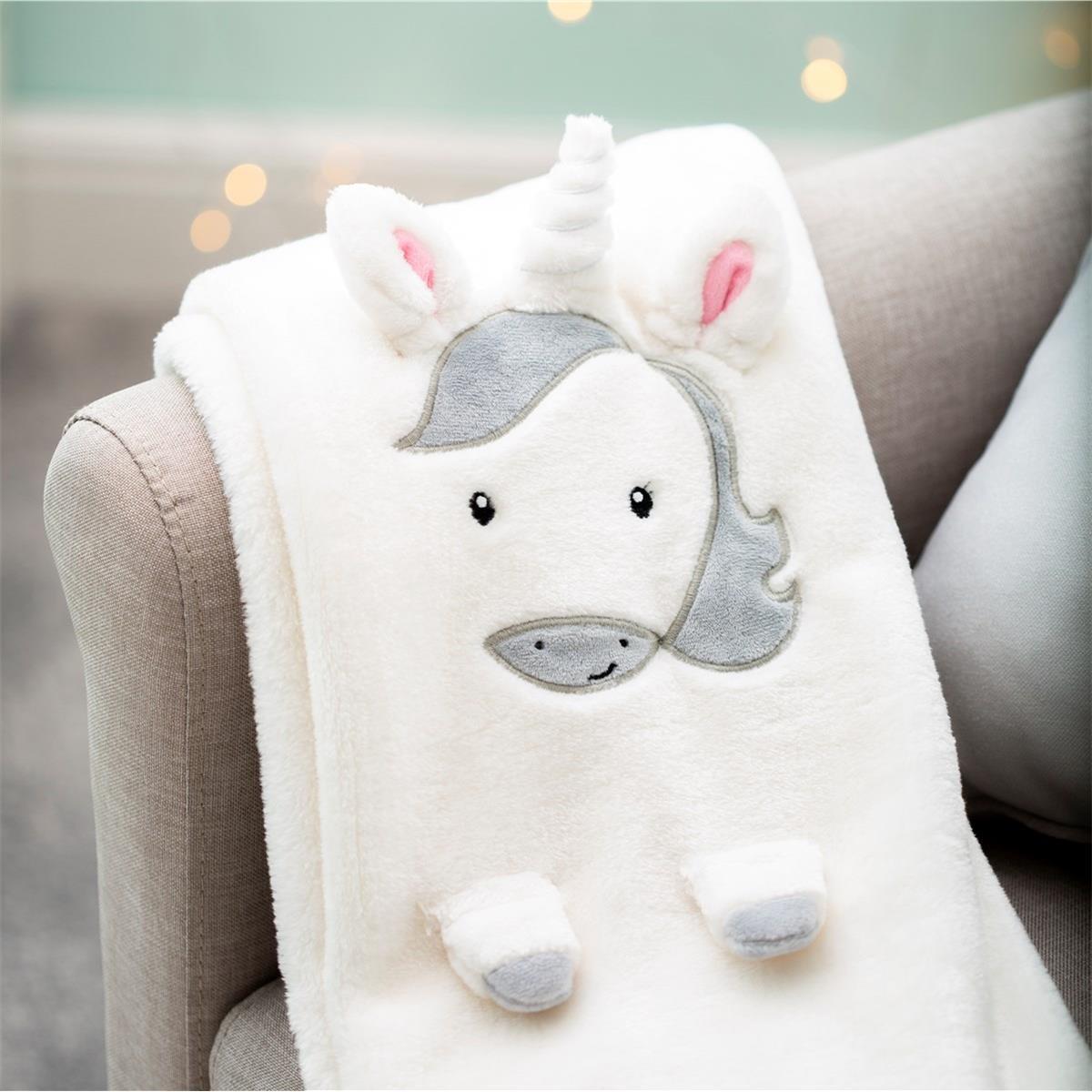 Dětská deka Unicorn Soft Fleece_2