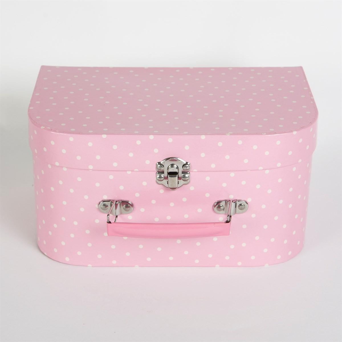 Dětská kuchyňka v kufříku Pastel Pink Play SET/10ks_1