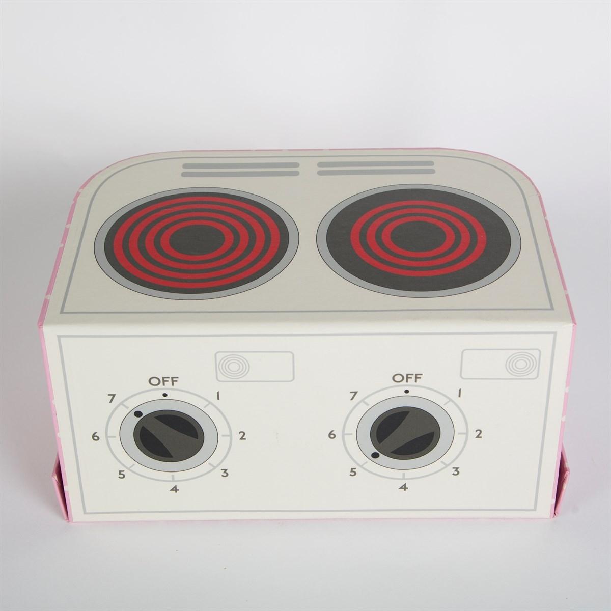 Dětská kuchyňka v kufříku Pastel Pink Play SET/10ks_2