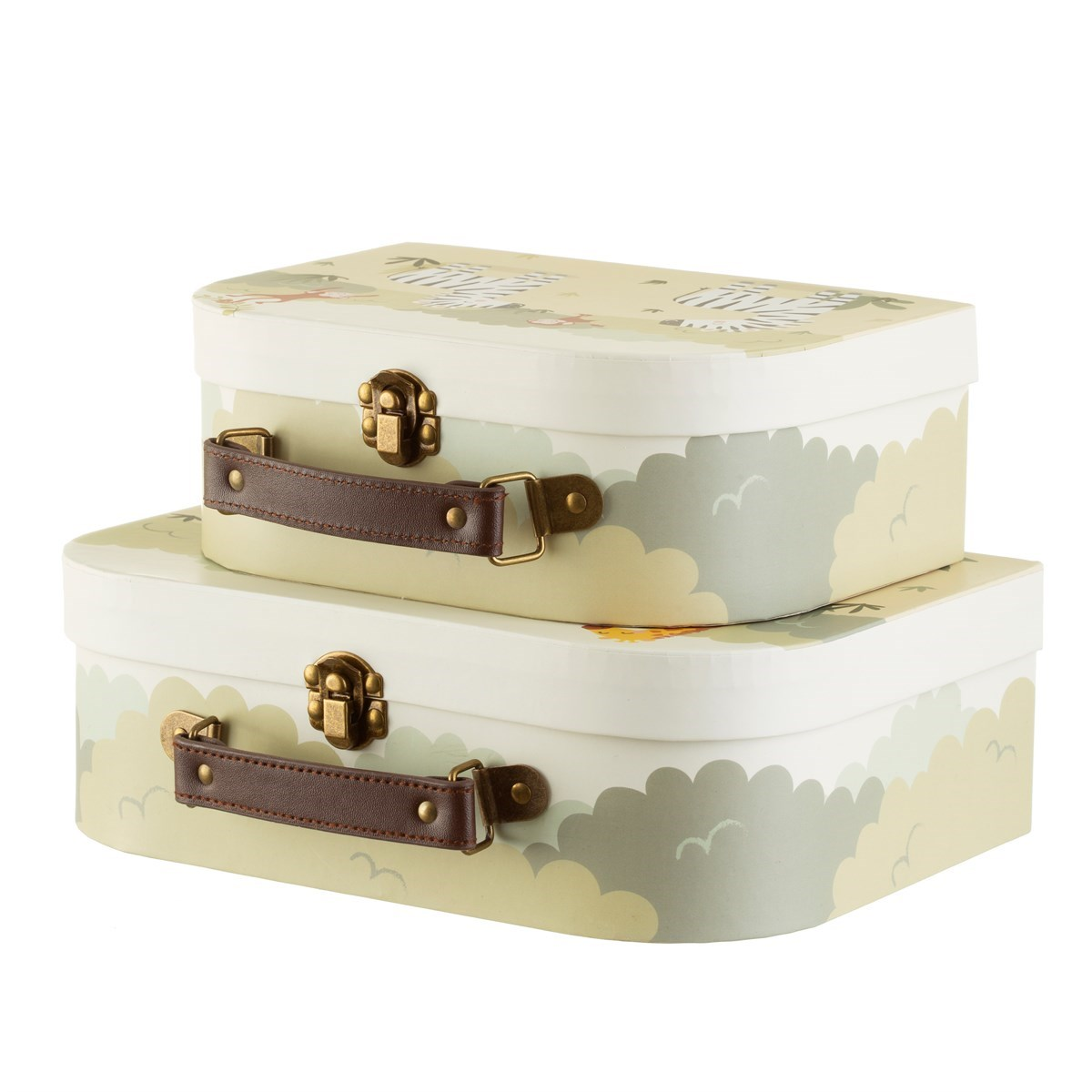 Dětský kufřík Savannah Safari SET/2ks_0