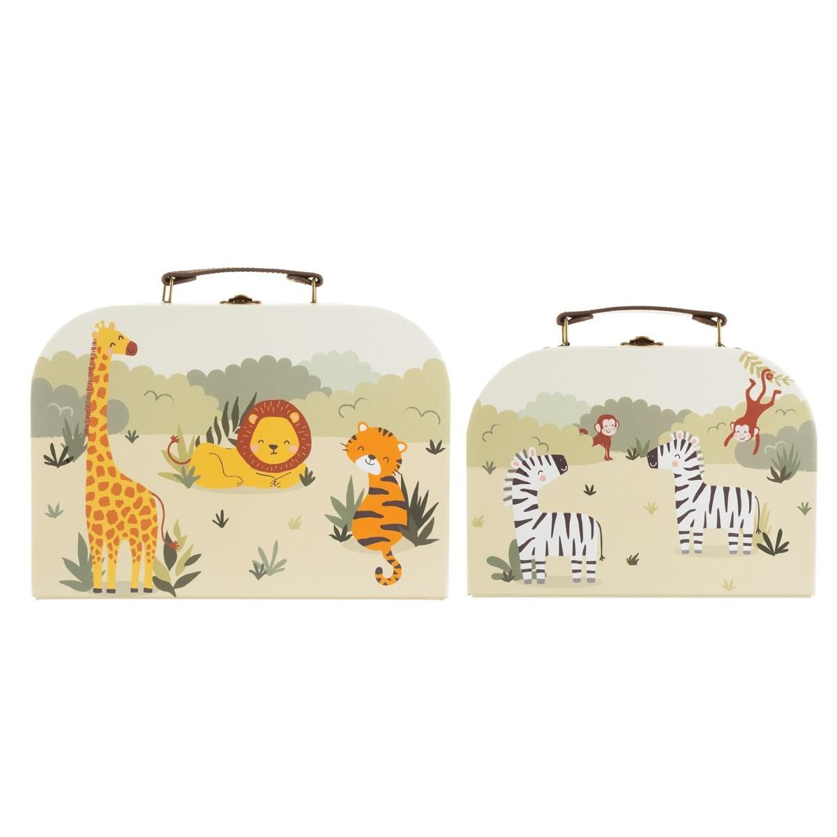 Dětský kufřík Savannah Safari SET/2ks_1