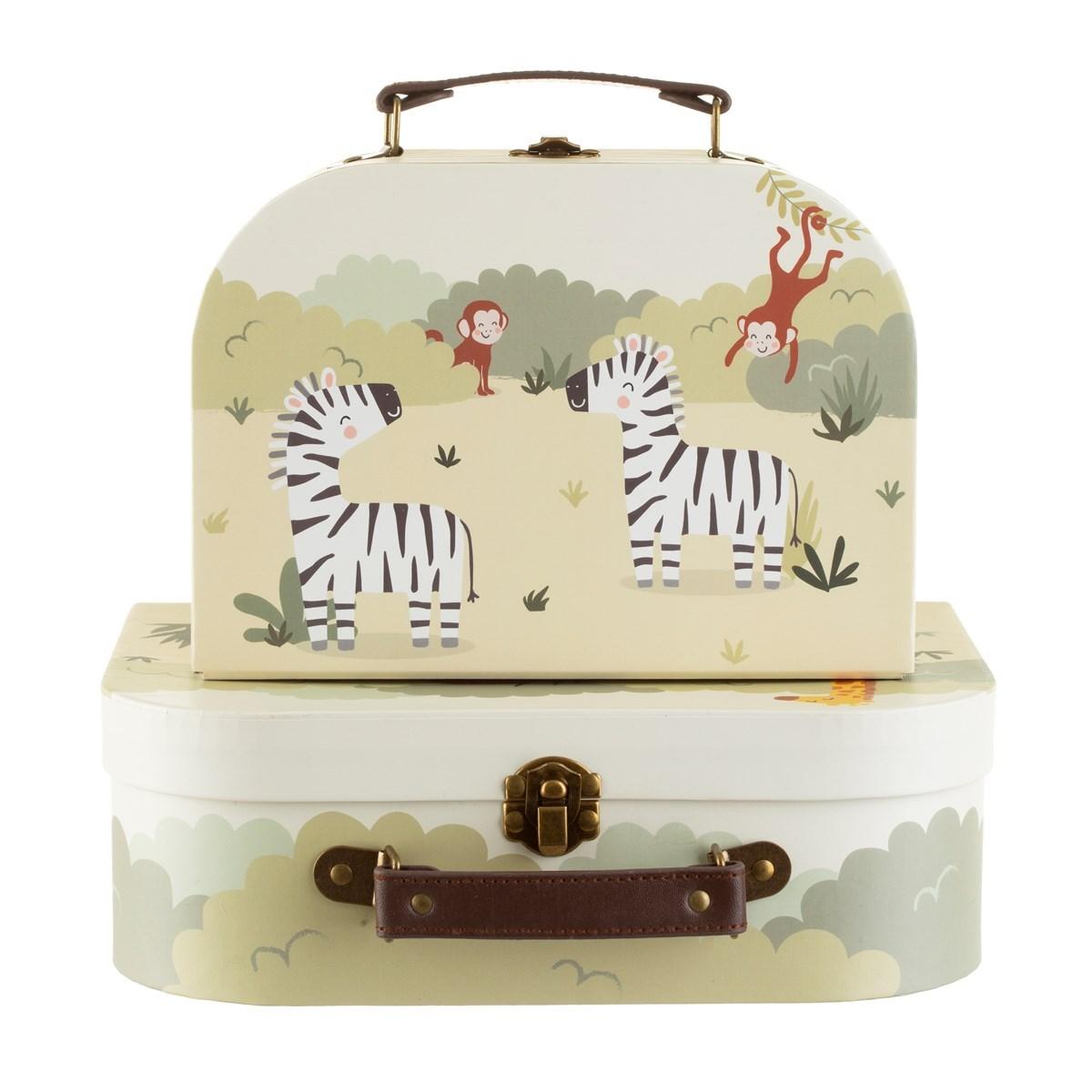 Dětský kufřík Savannah Safari SET/2ks_2