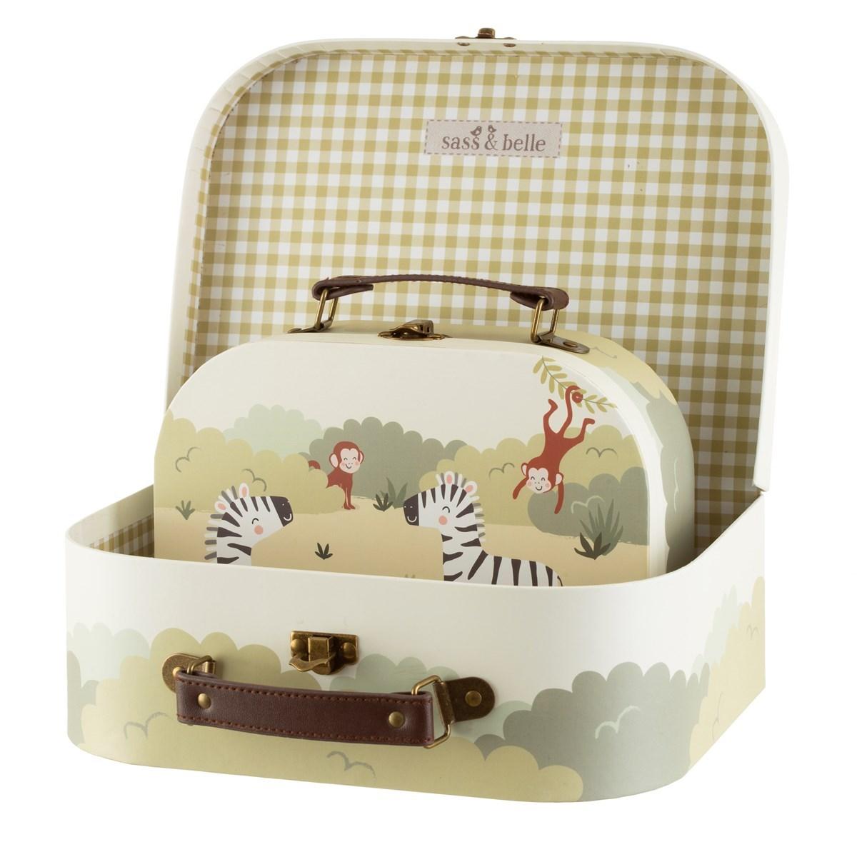 Dětský kufřík Savannah Safari SET/2ks_3