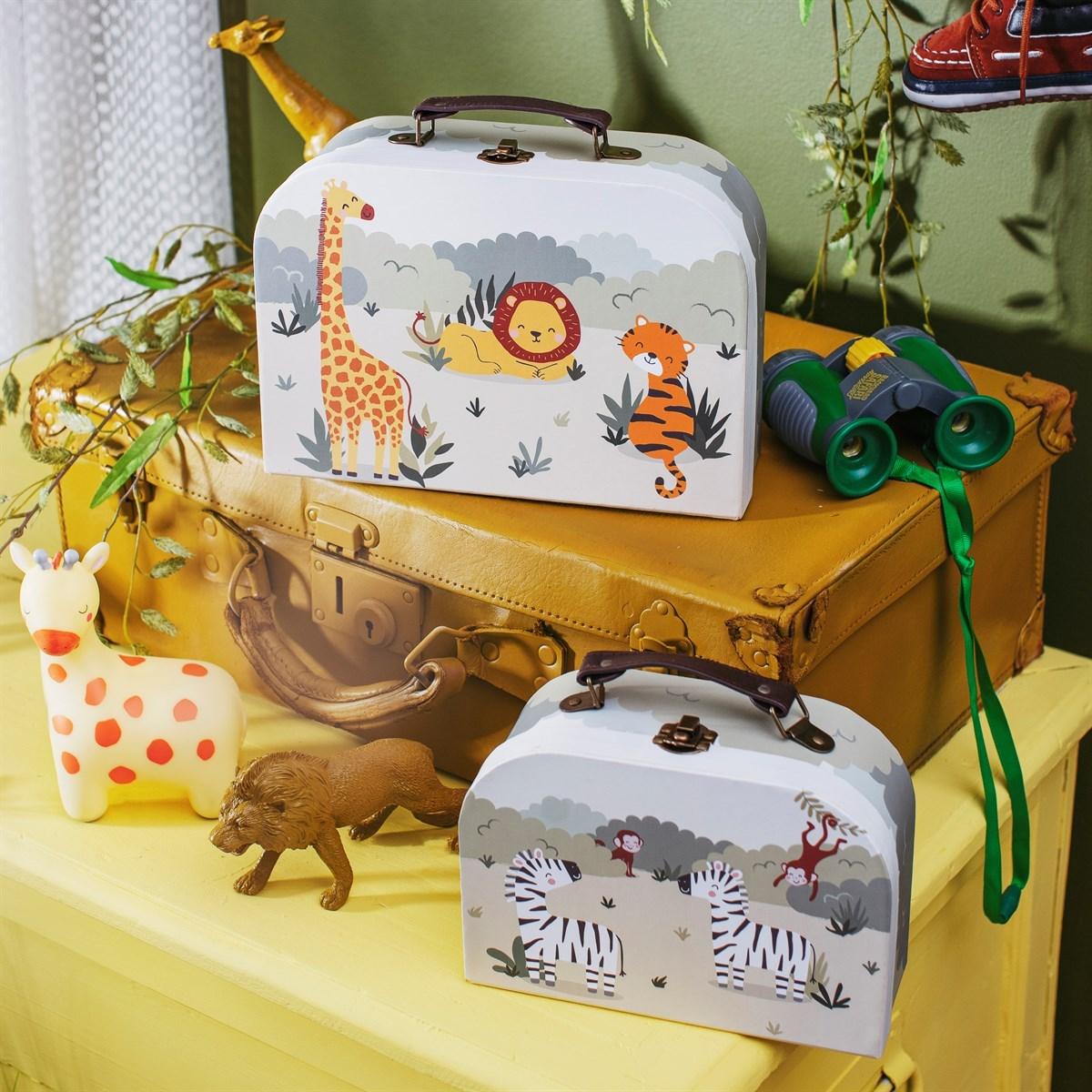 Dětský kufřík Savannah Safari SET/2ks_4