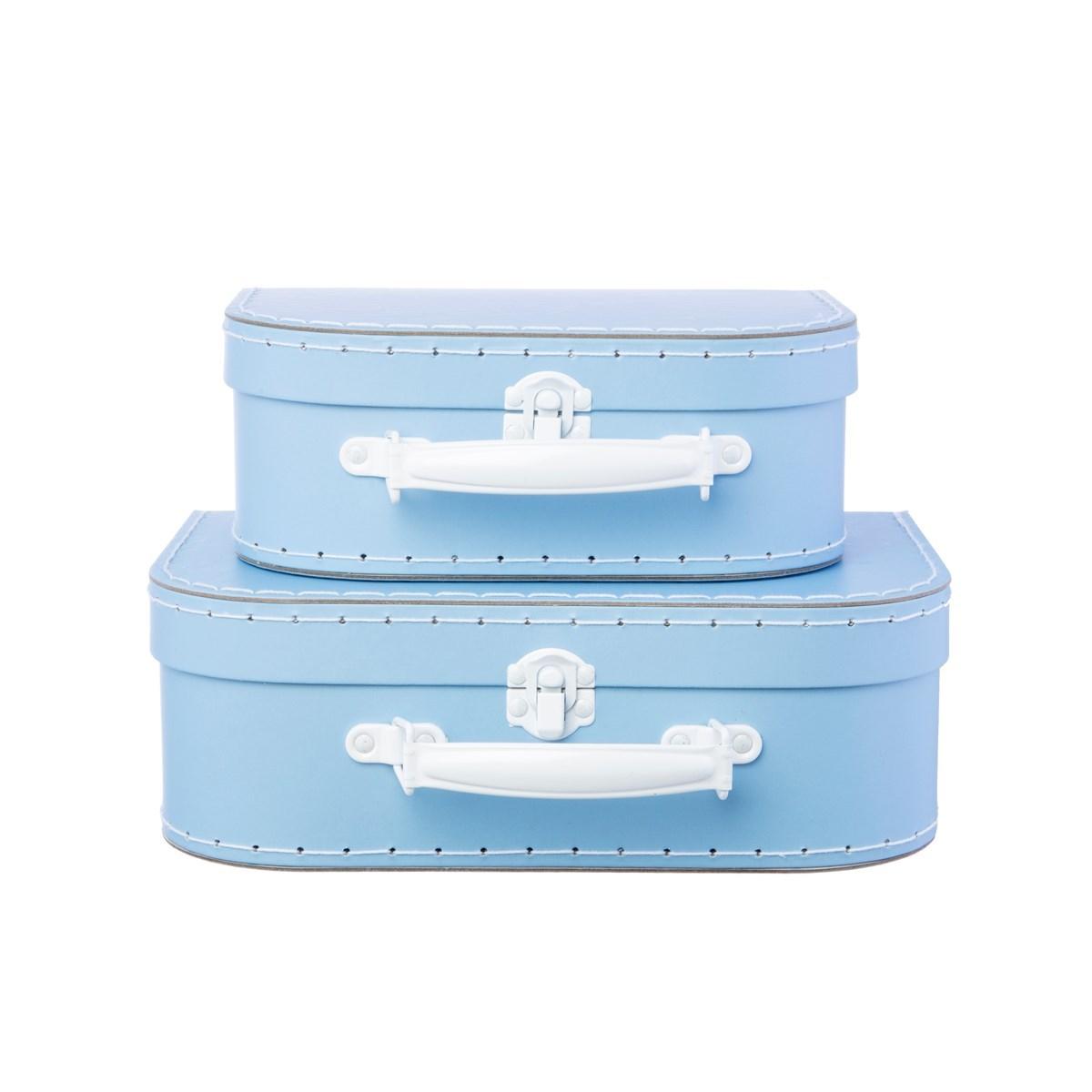 Kufříky Pastel Blue SET/2ks_0