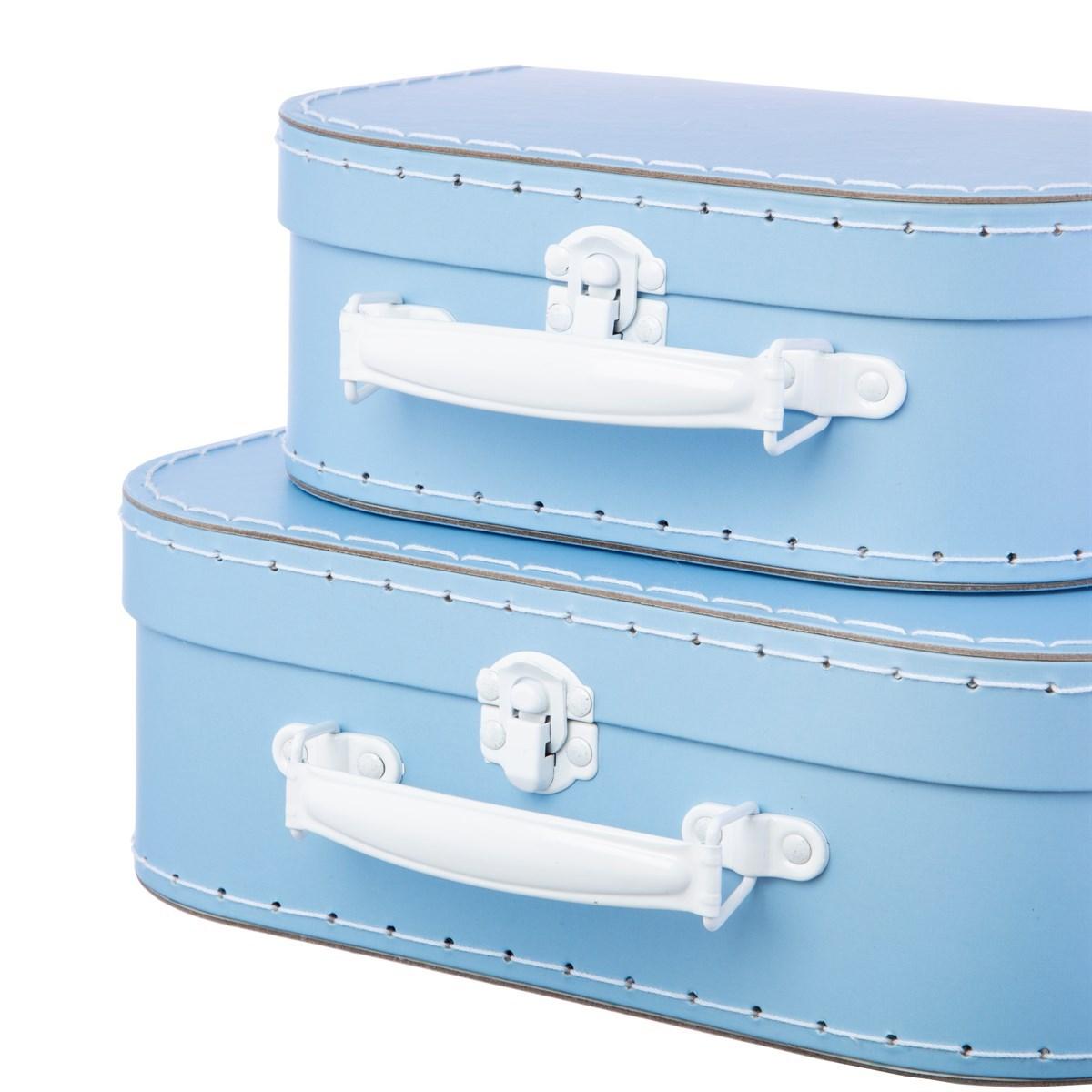 Kufříky Pastel Blue SET/2ks_1