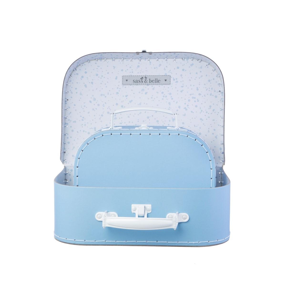 Kufříky Pastel Blue SET/2ks_3