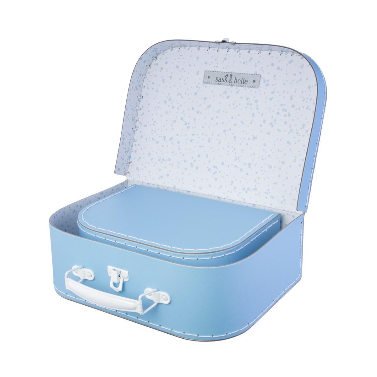 Kufříky Pastel Blue SET/2ks_4