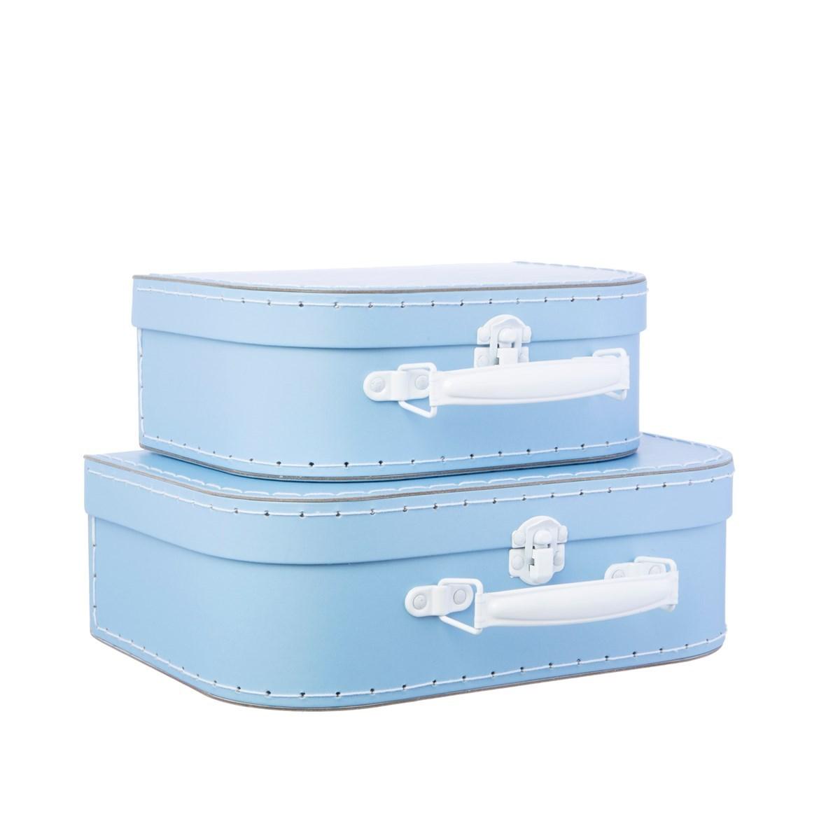 Kufříky Pastel Blue SET/2ks_5