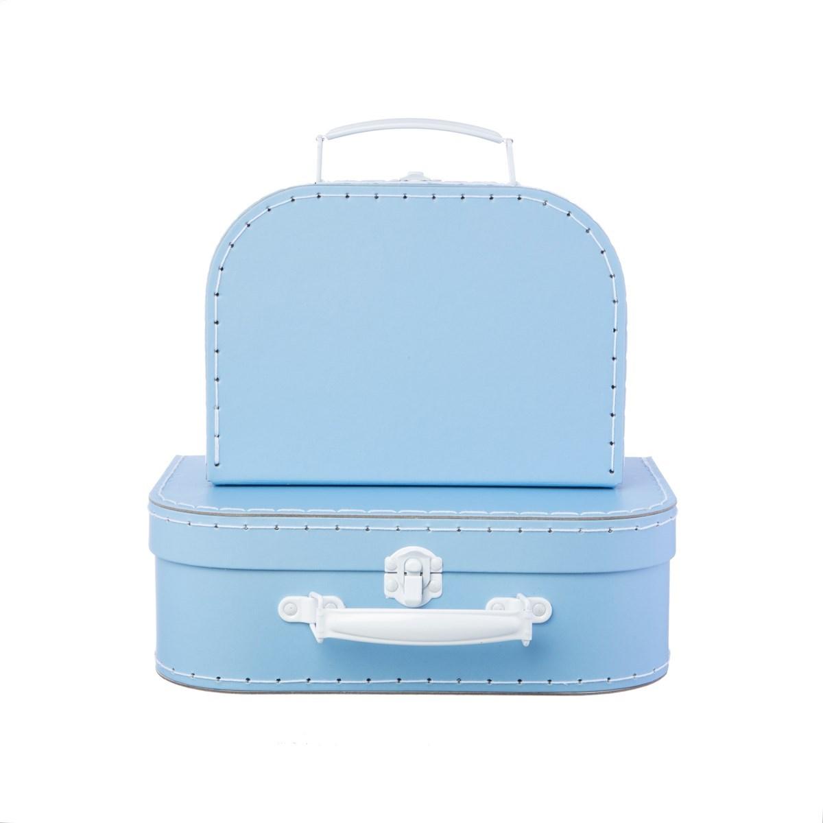 Kufříky Pastel Blue SET/2ks_6