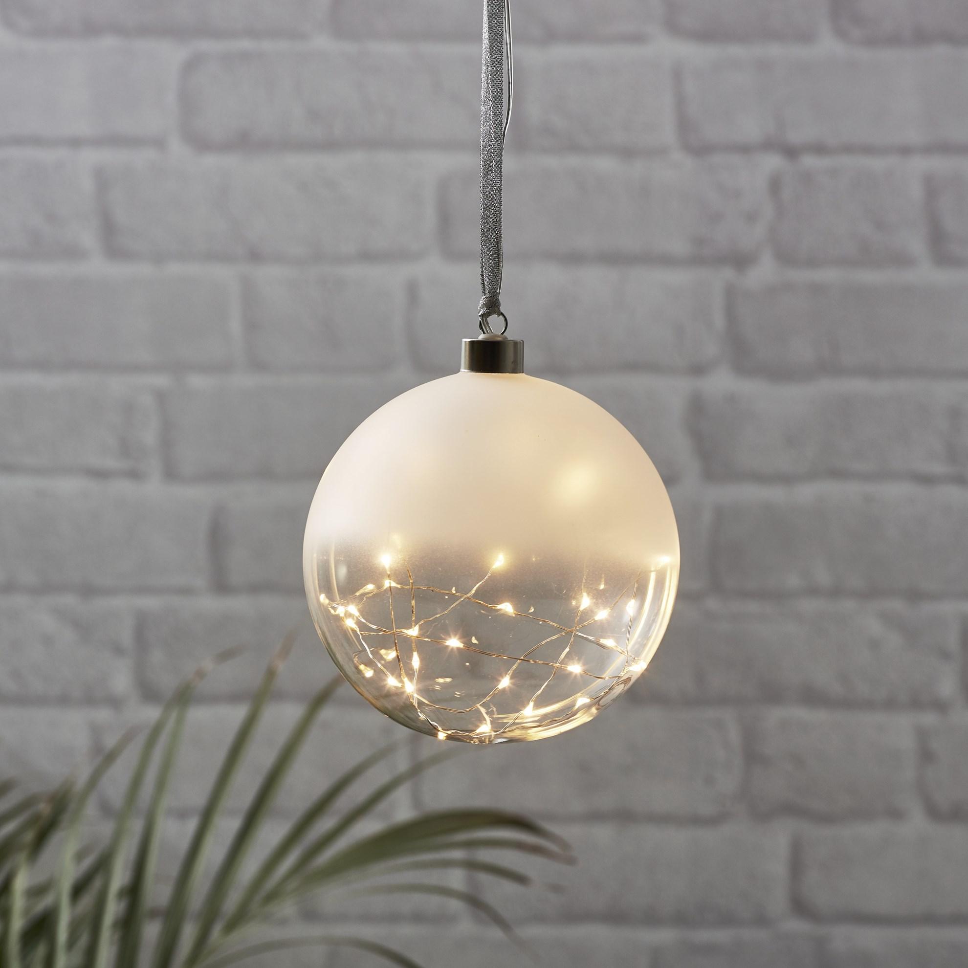 """LED skleněné osvětlení """"Glow"""", 30x LED_0"""