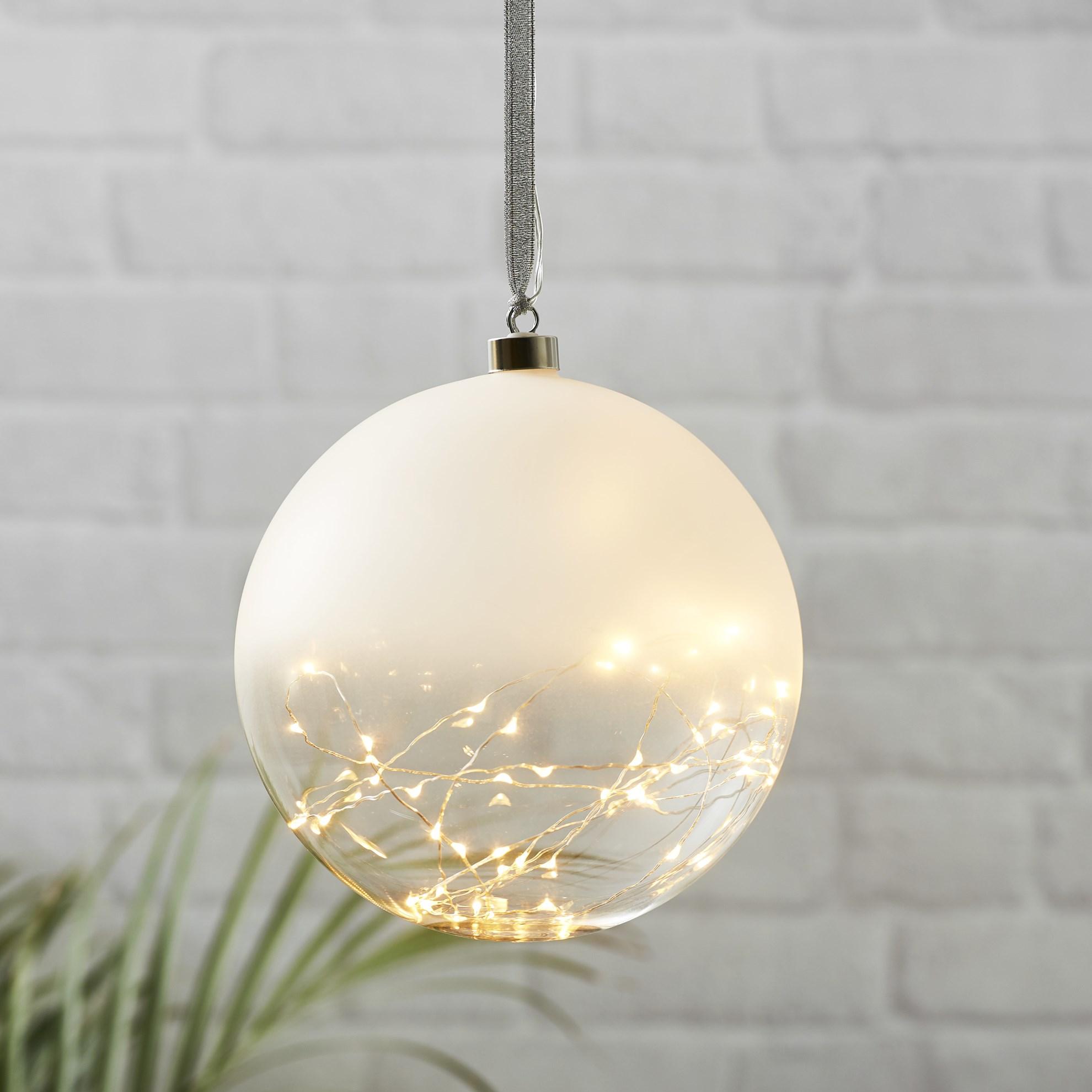 """LED skleněné osvětlení """"Glow"""", 50x LED_0"""