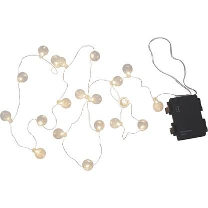"""Venkovní LED světelný řetěz """"Glühbirnen"""", 20xLED_1"""