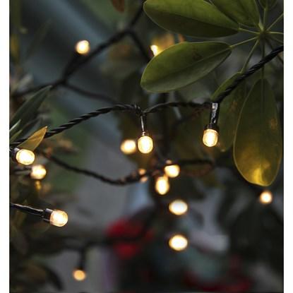 Venkovní světelný řetěz CHERRY 40x LED, trafo_1