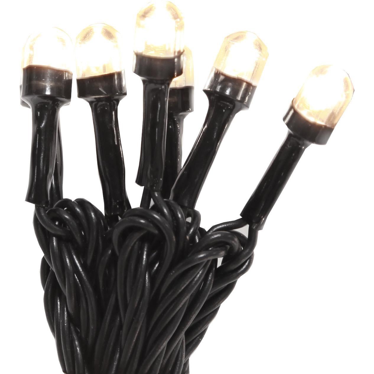 Venkovní světelný řetěz CHERRY 80x LED, trafo_0