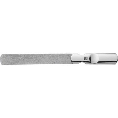 Pilník na nehty 13 cm nerezový_0