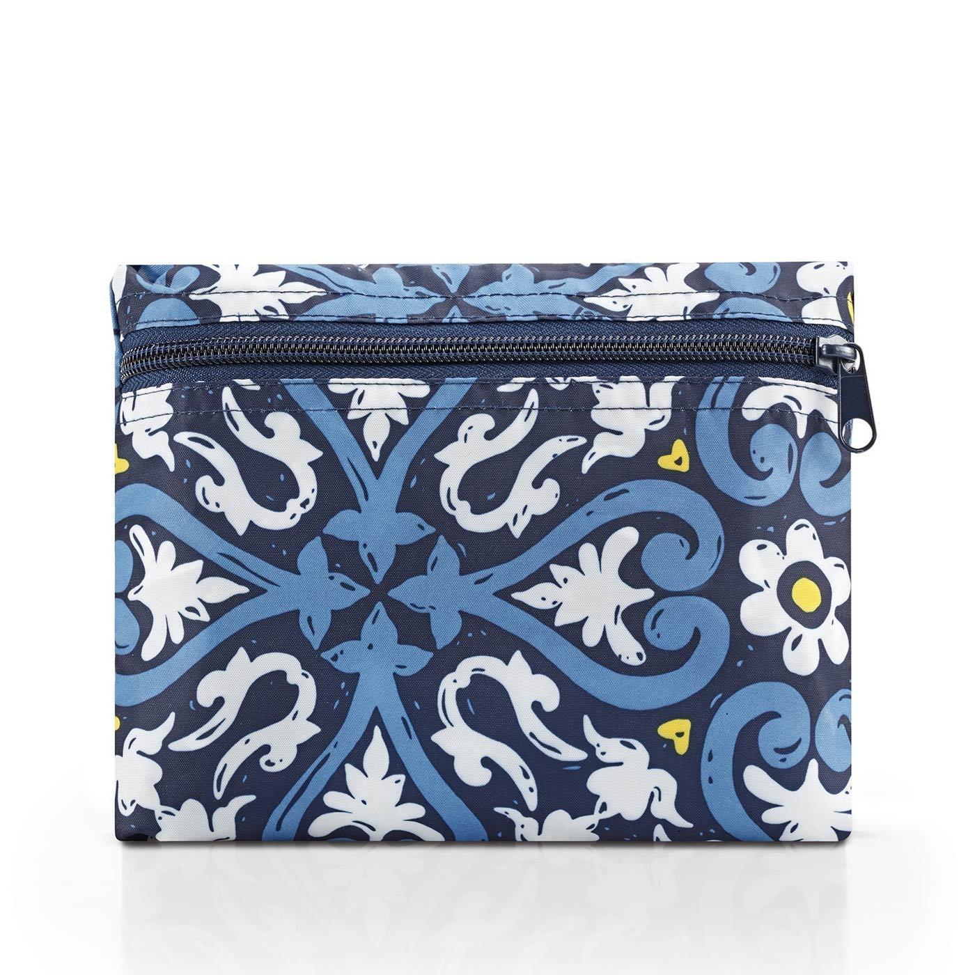 Skládací taška Mini Maxi Beachbag floral 1_0