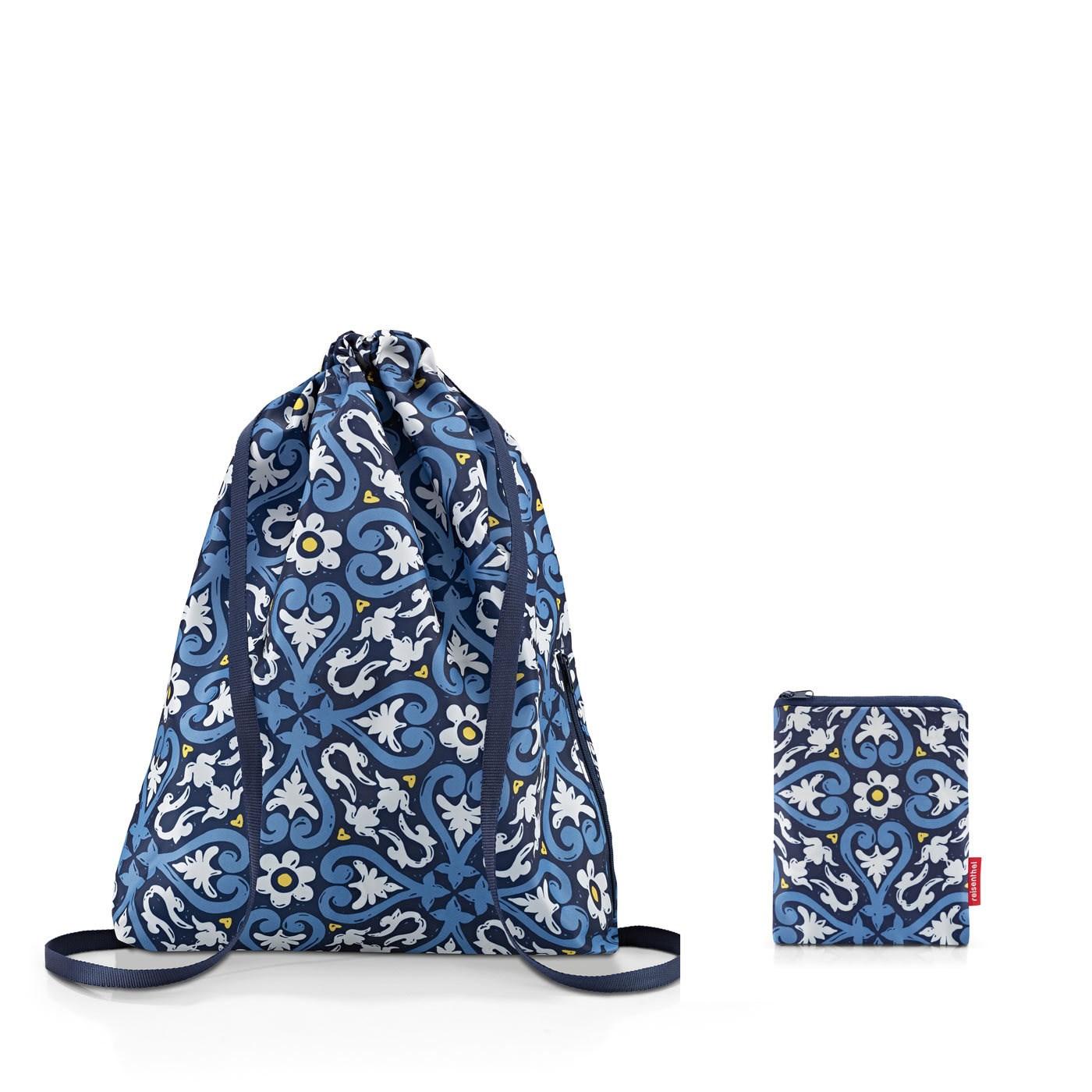 Vak na záda Mini Maxi Sacpack floral 1_3