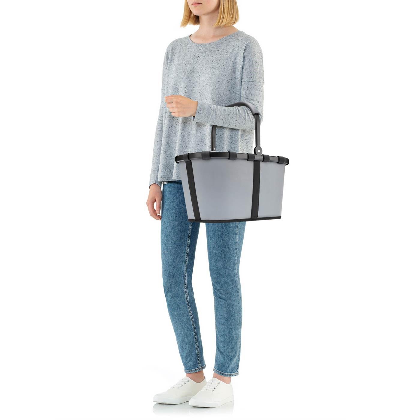 Nákupní košík Carrybag frame reflective_5