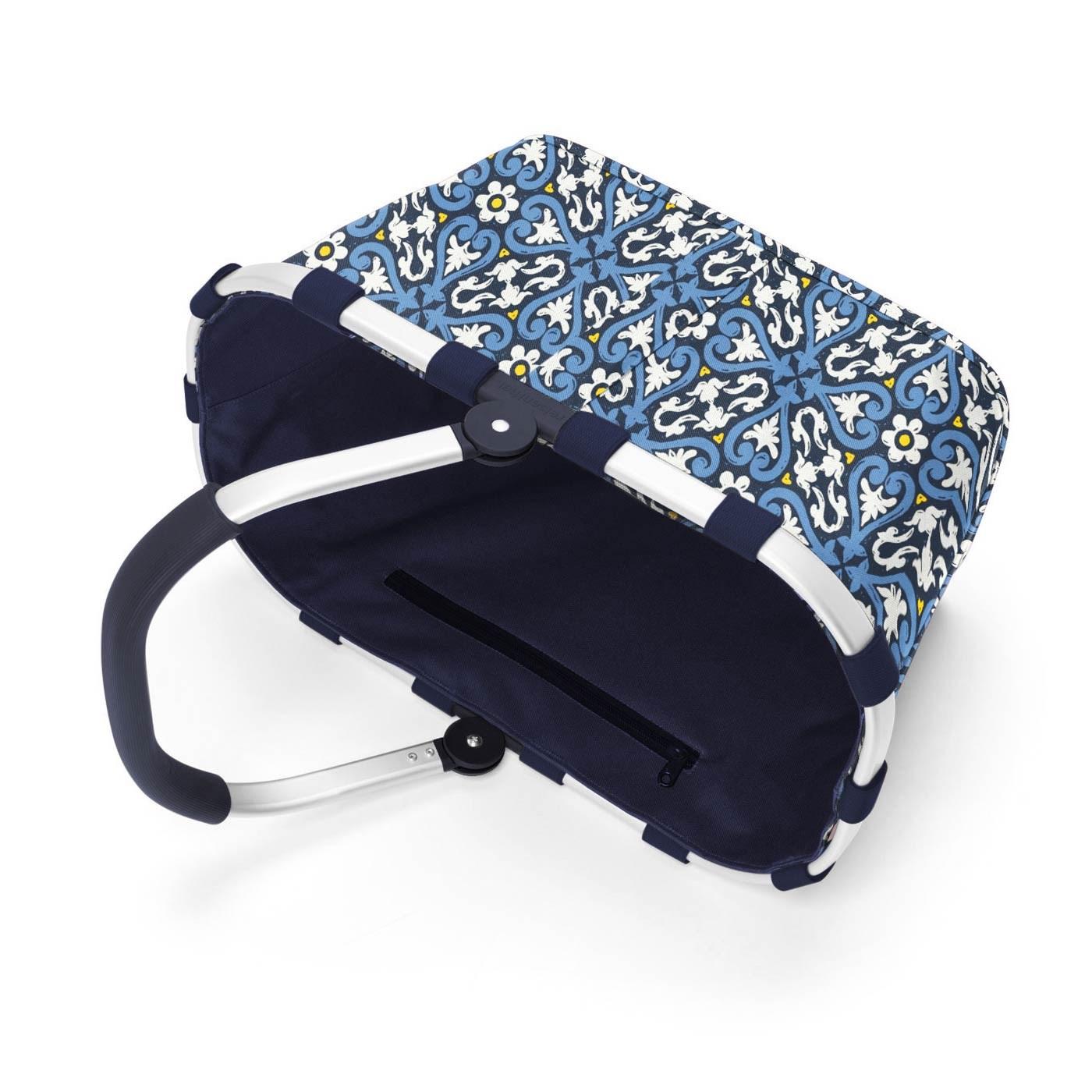 Nákupní košík Carrybag floral 1_0