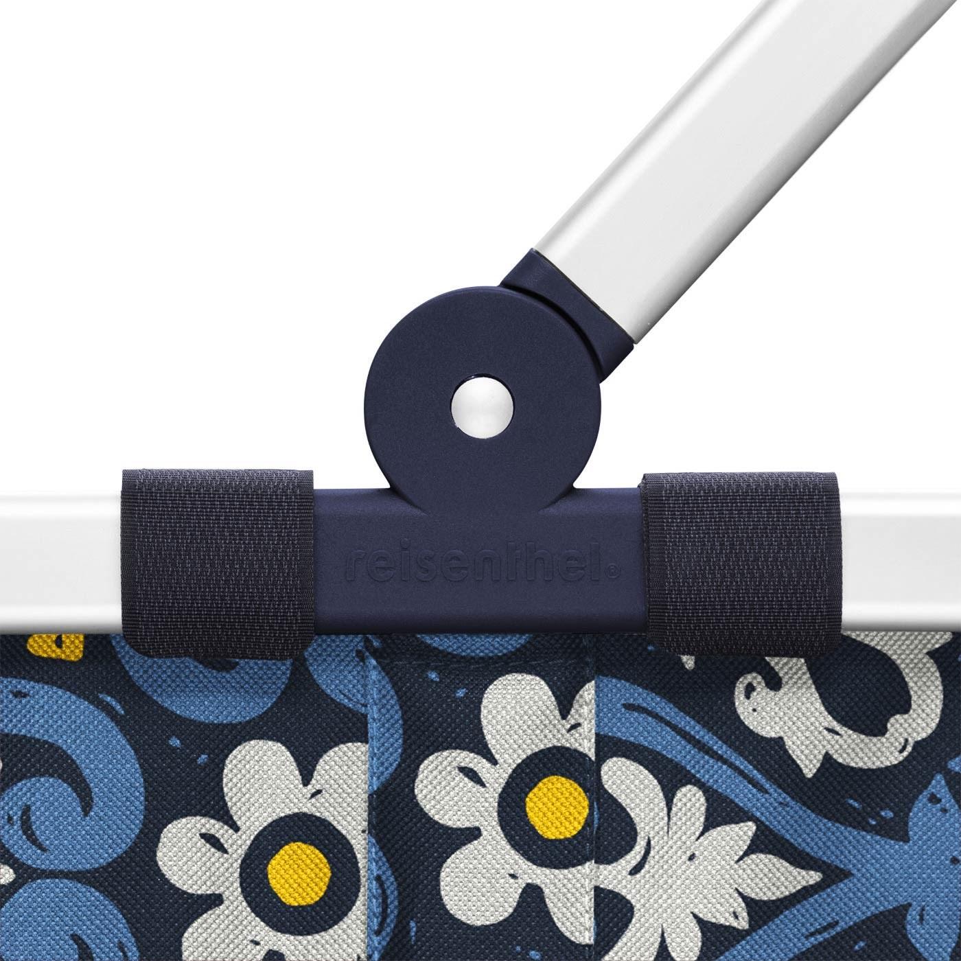 Nákupní košík Carrybag floral 1_1