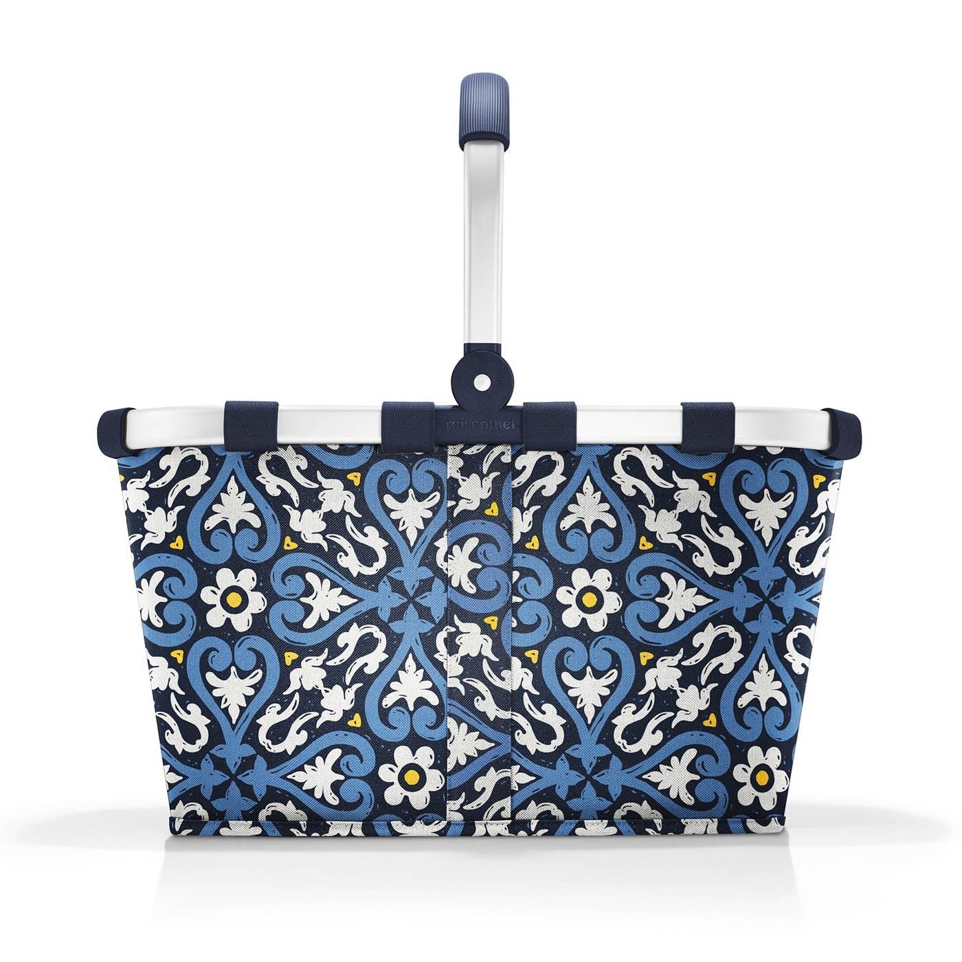 Nákupní košík Carrybag floral 1_2