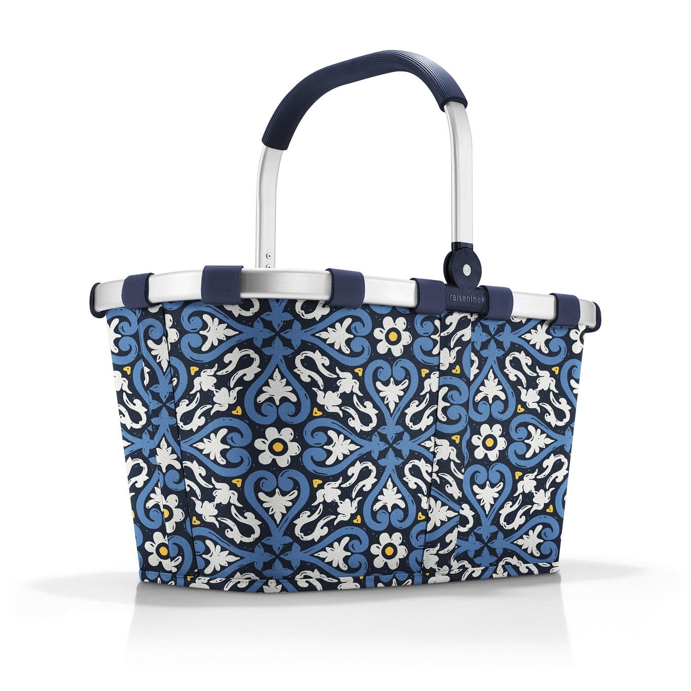 Nákupní košík Carrybag floral 1_5