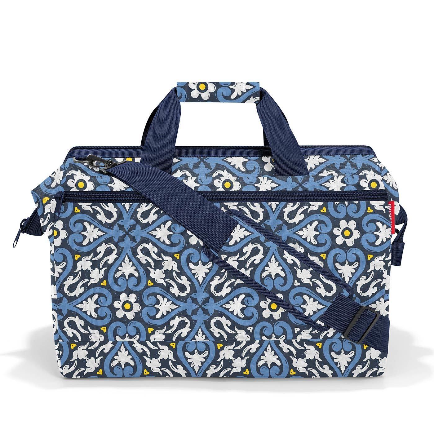 Cestovní taška Allrounder L pocket floral 1_1