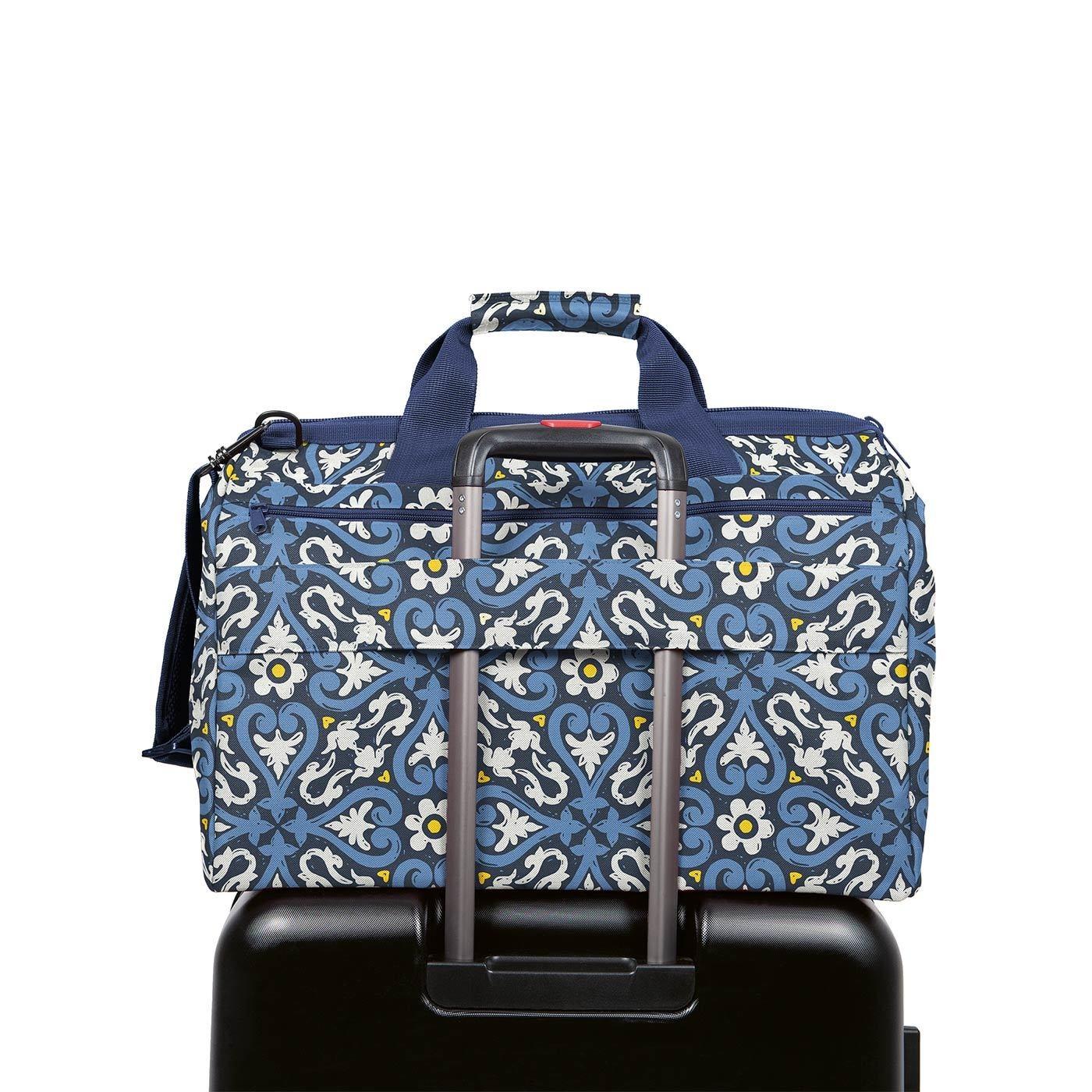 Cestovní taška Allrounder L pocket floral 1_2
