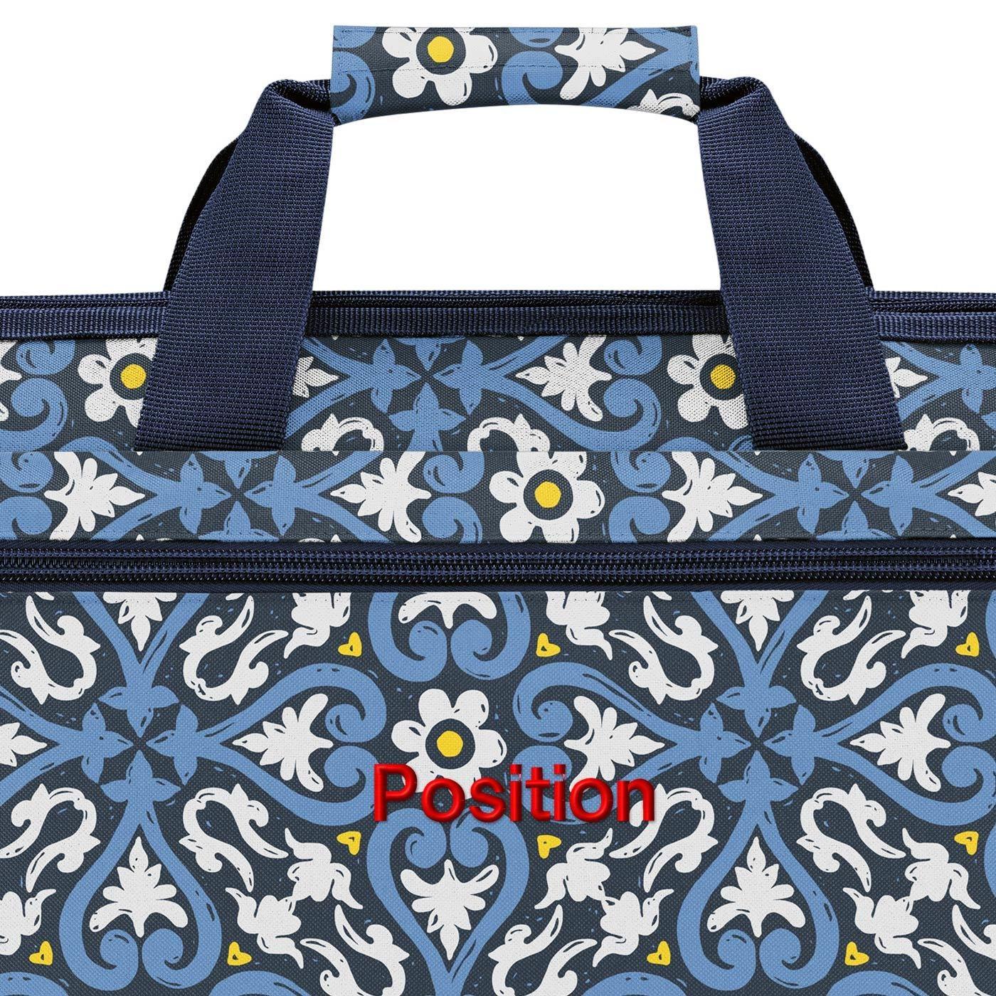 Cestovní taška Allrounder L pocket floral 1_3